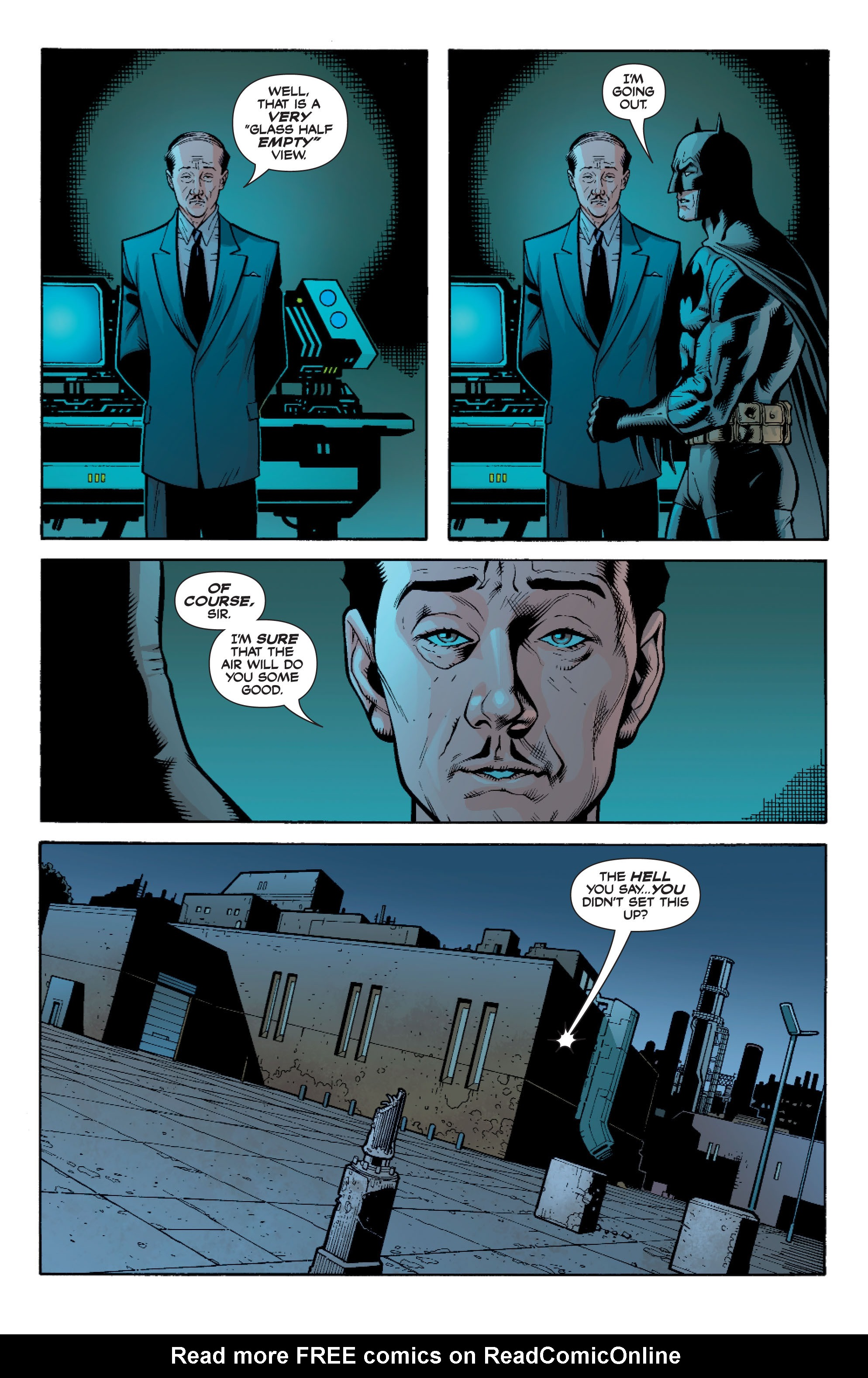 Read online Batman: Under The Red Hood comic -  Issue # Full - 22
