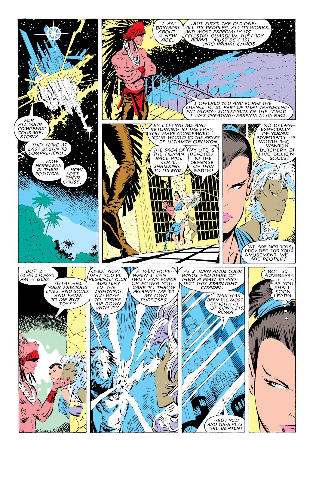 Uncanny X-Men (1963) issue 227 - Page 8