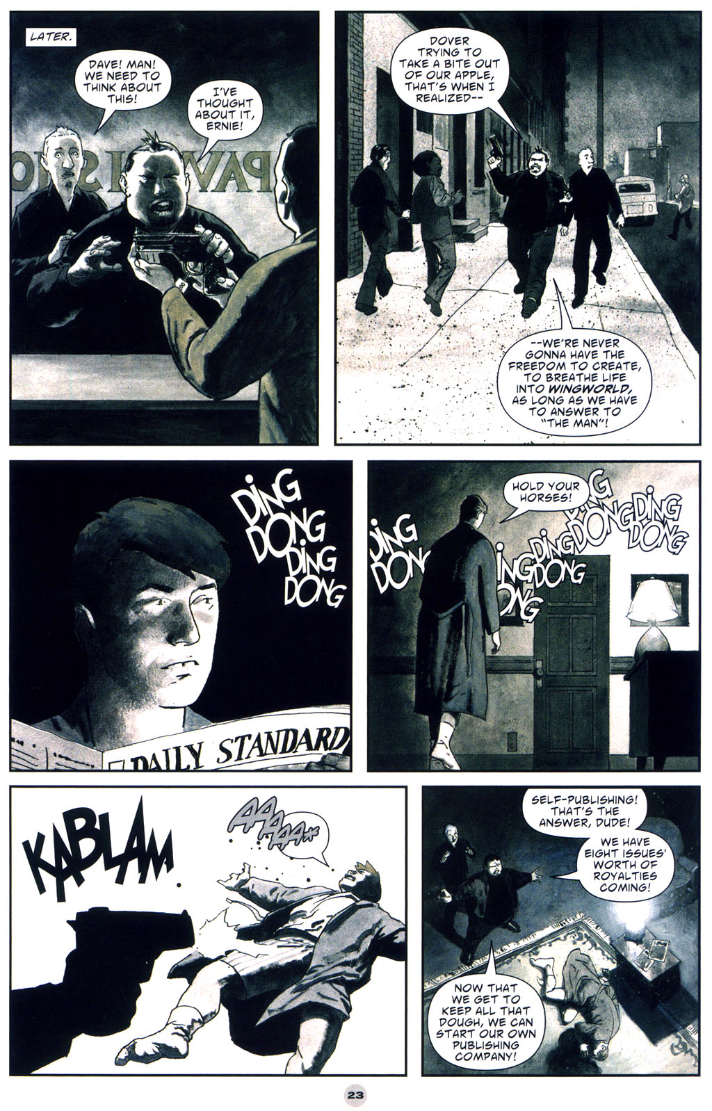 Read online Solo (2004) comic -  Issue #9 - 24