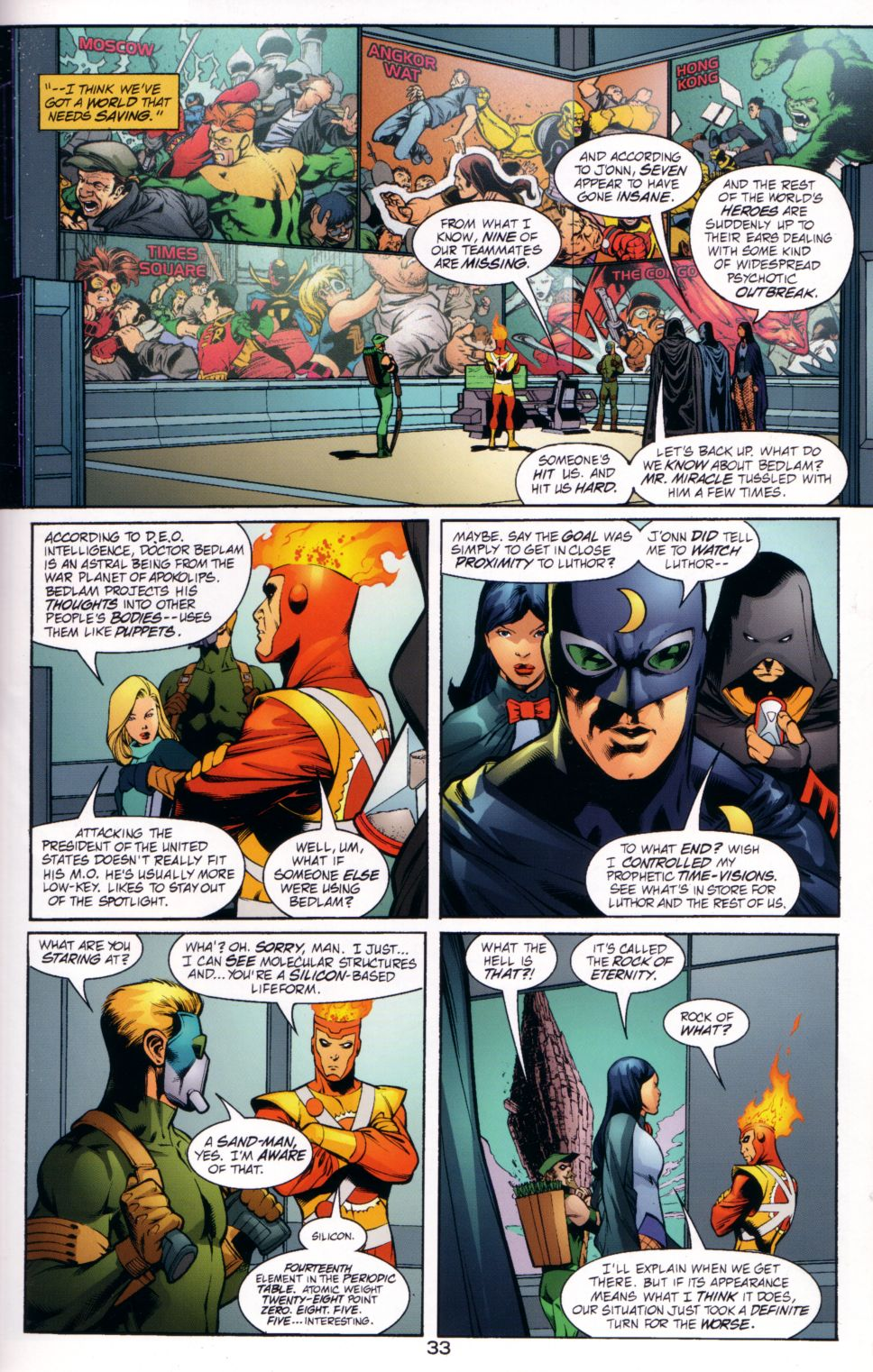 Read online JLA/JSA: Virtue and Vice comic -  Issue # TPB - 36