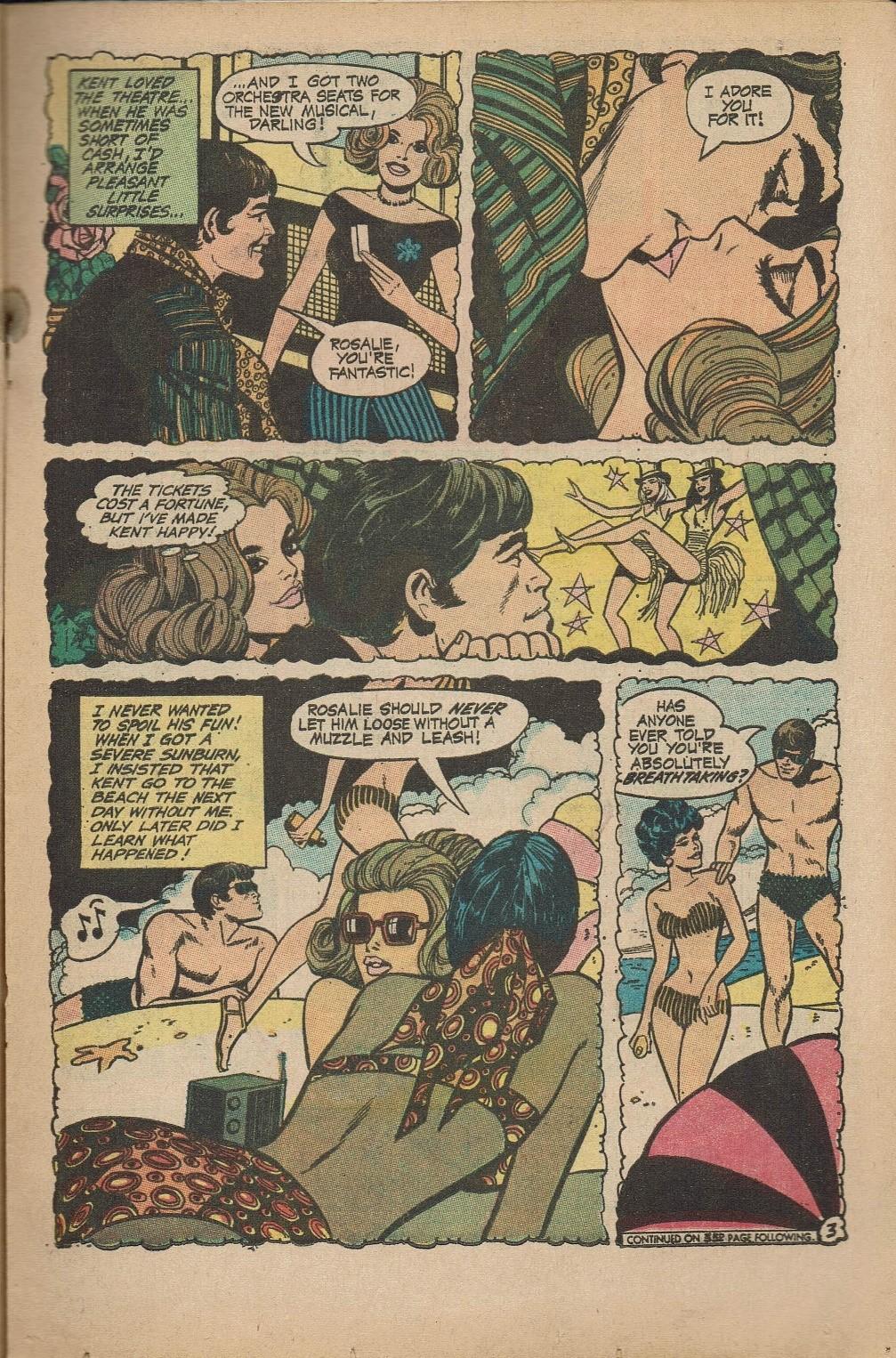 Read online Secret Hearts comic -  Issue #151 - 17