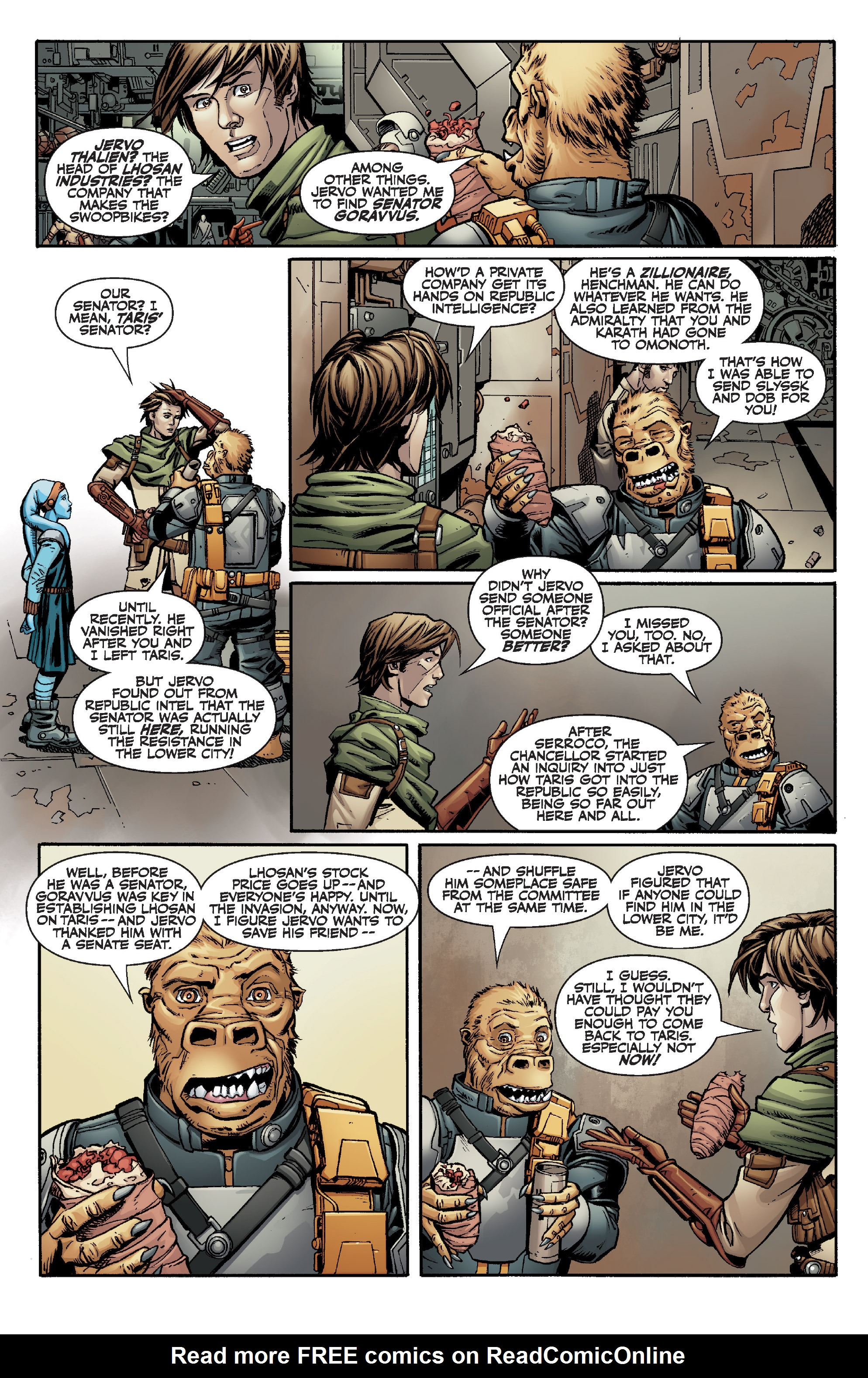 Read online Star Wars Omnibus comic -  Issue # Vol. 32 - 86