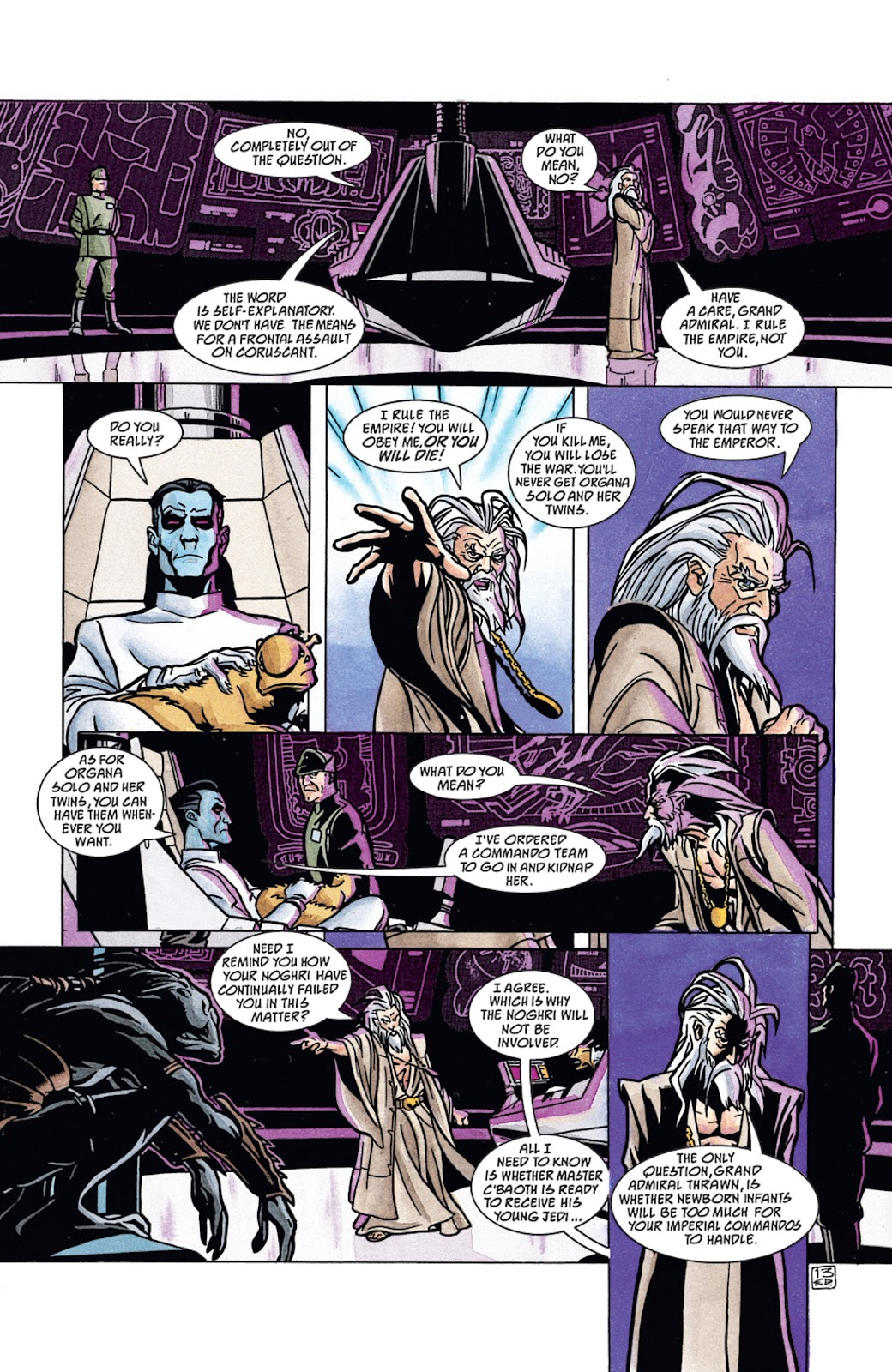 Read online Star Wars Legends: The New Republic - Epic Collection comic -  Issue # TPB 4 (Part 4) - 11
