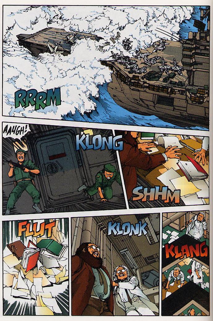 Read online Akira comic -  Issue #25 - 19