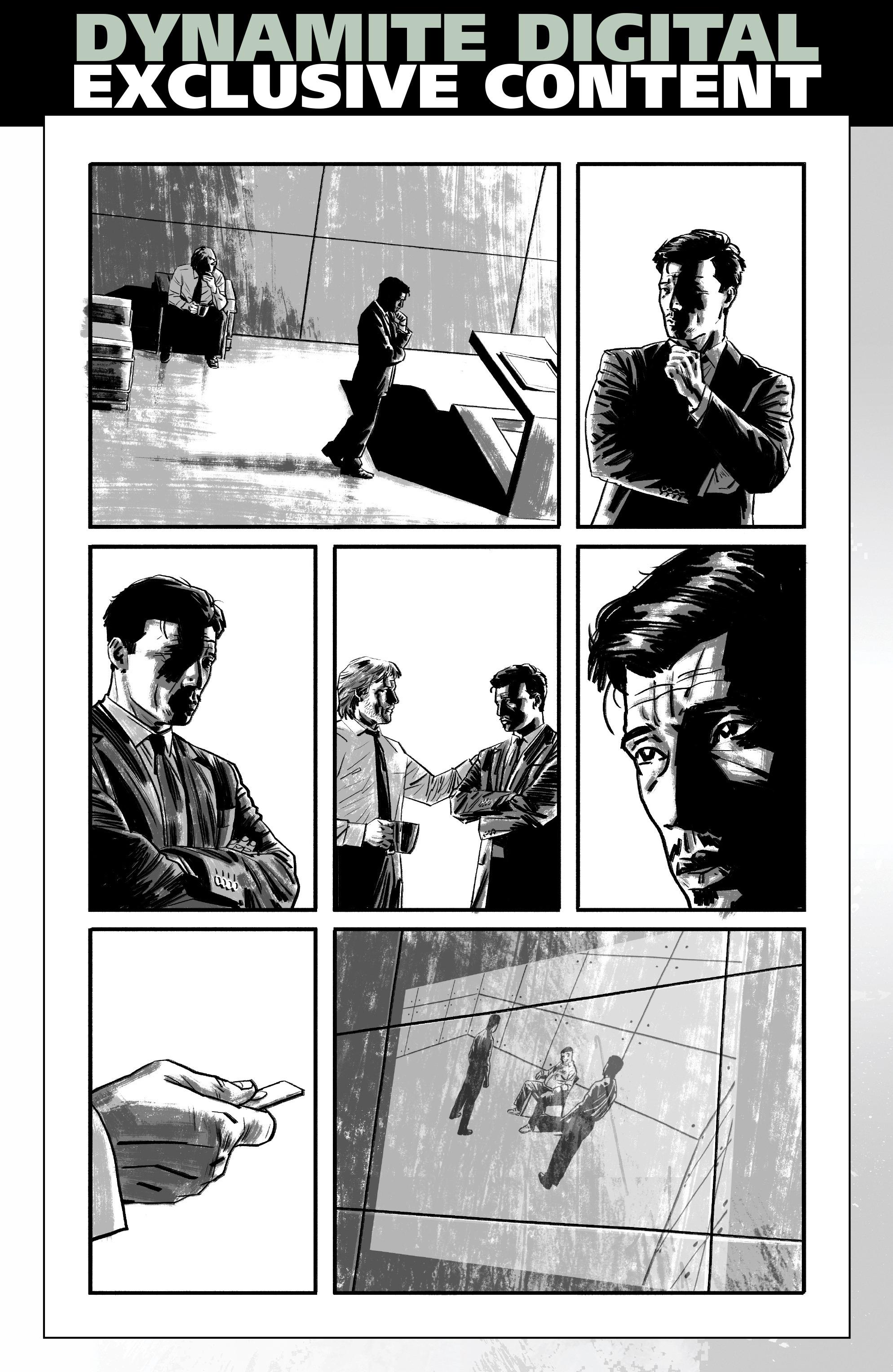 Read online James Bond: Felix Leiter comic -  Issue #4 - 25