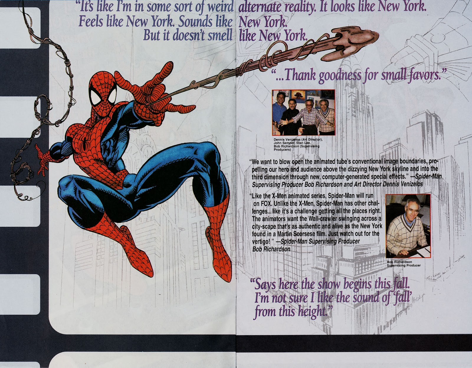 Web of Spider-Man (1985) Issue #113 #123 - English 30