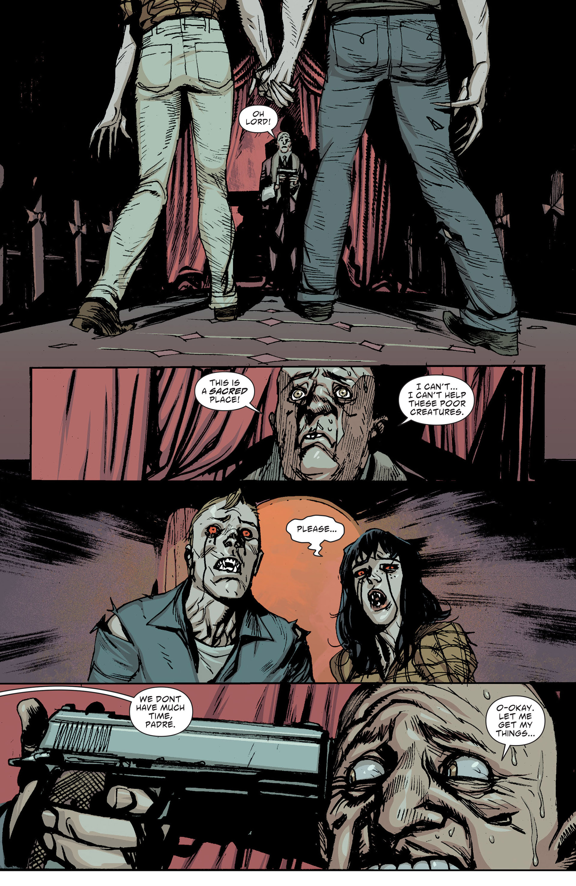 Read online American Vampire: The Long Road To Hell comic -  Issue # Full - 50