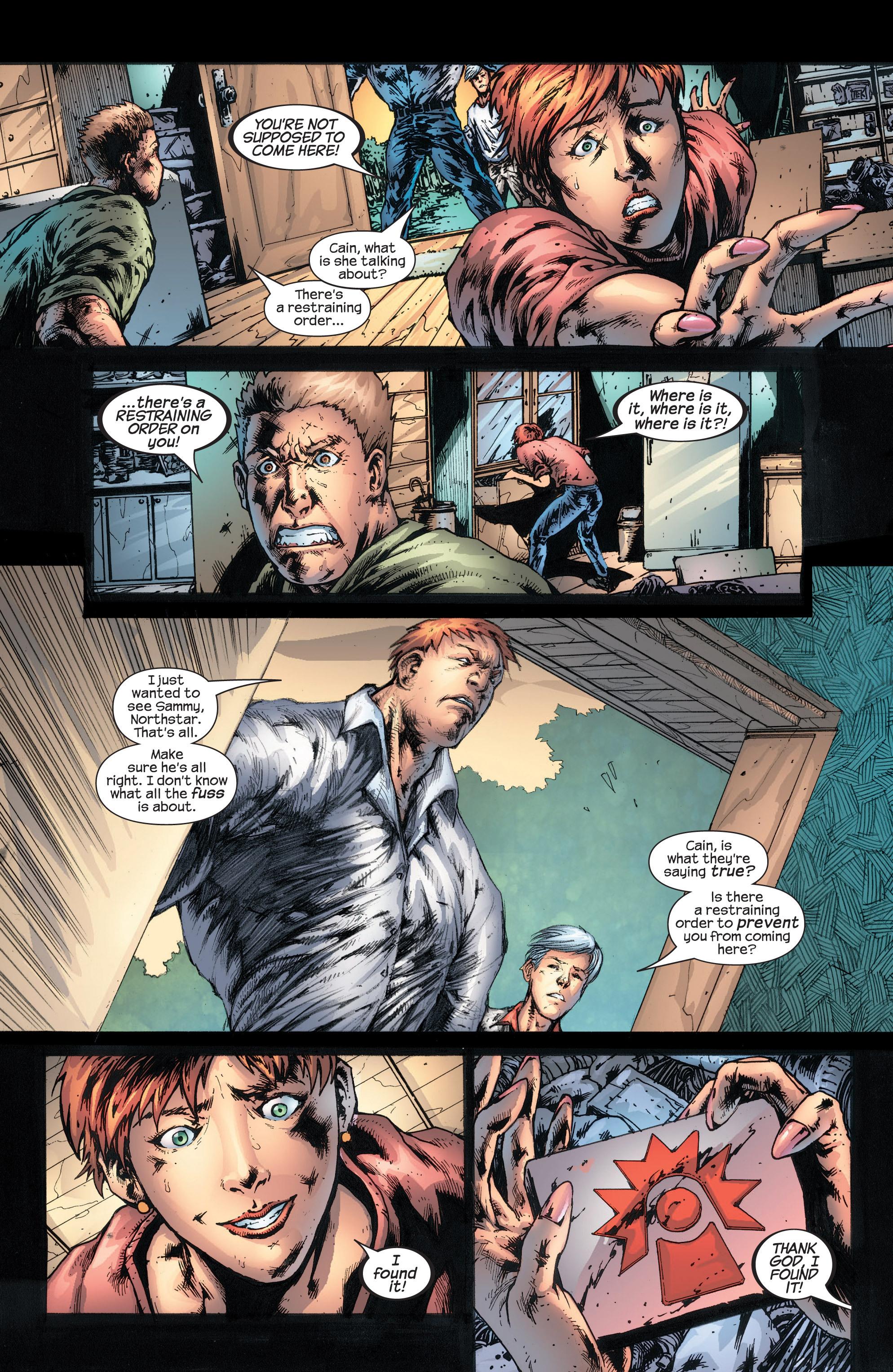 Read online Uncanny X-Men (1963) comic -  Issue #432 - 11
