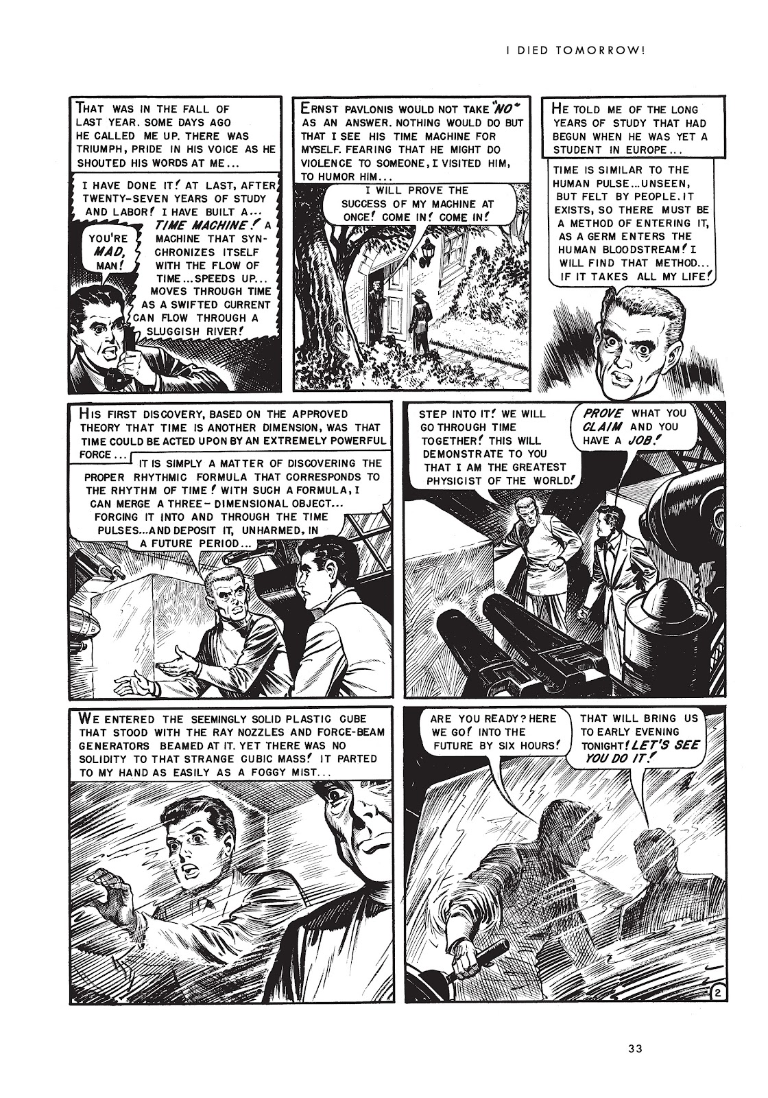 Read online The Martian Monster and Other Stories comic -  Issue # TPB (Part 1) - 48