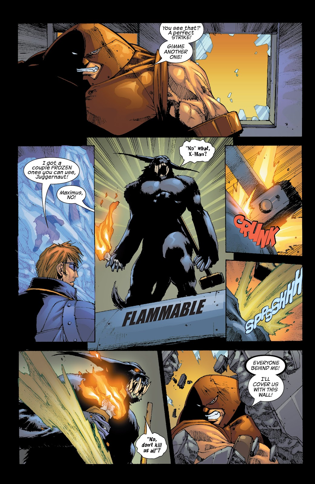 Read online X-Men: Unstoppable comic -  Issue # TPB (Part 3) - 81