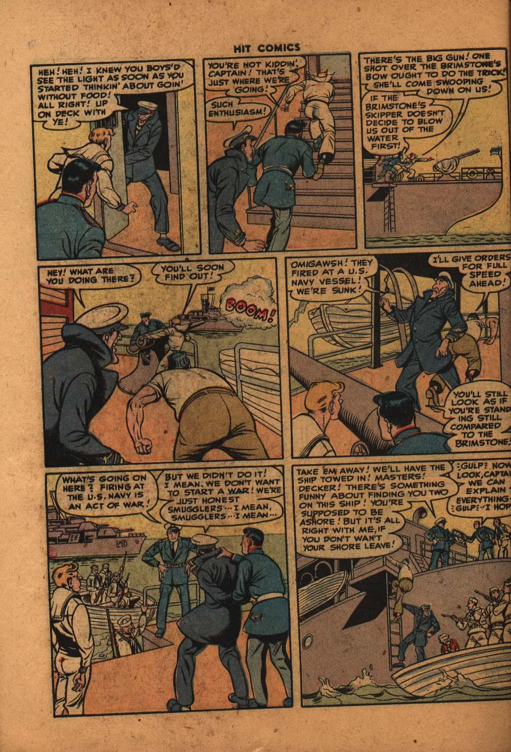 Read online Hit Comics comic -  Issue #47 - 43