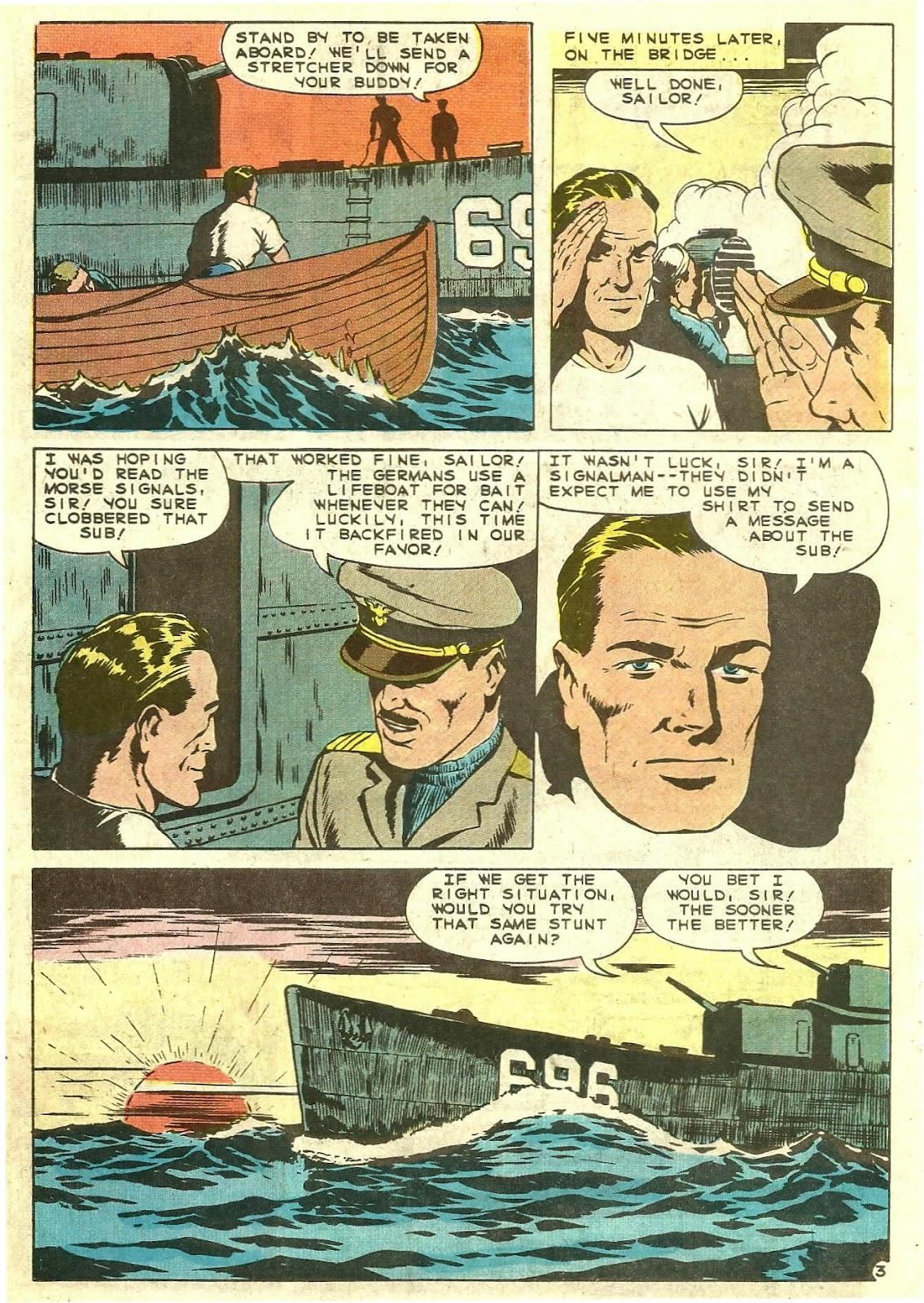 Read online Fightin' Navy comic -  Issue #130 - 20
