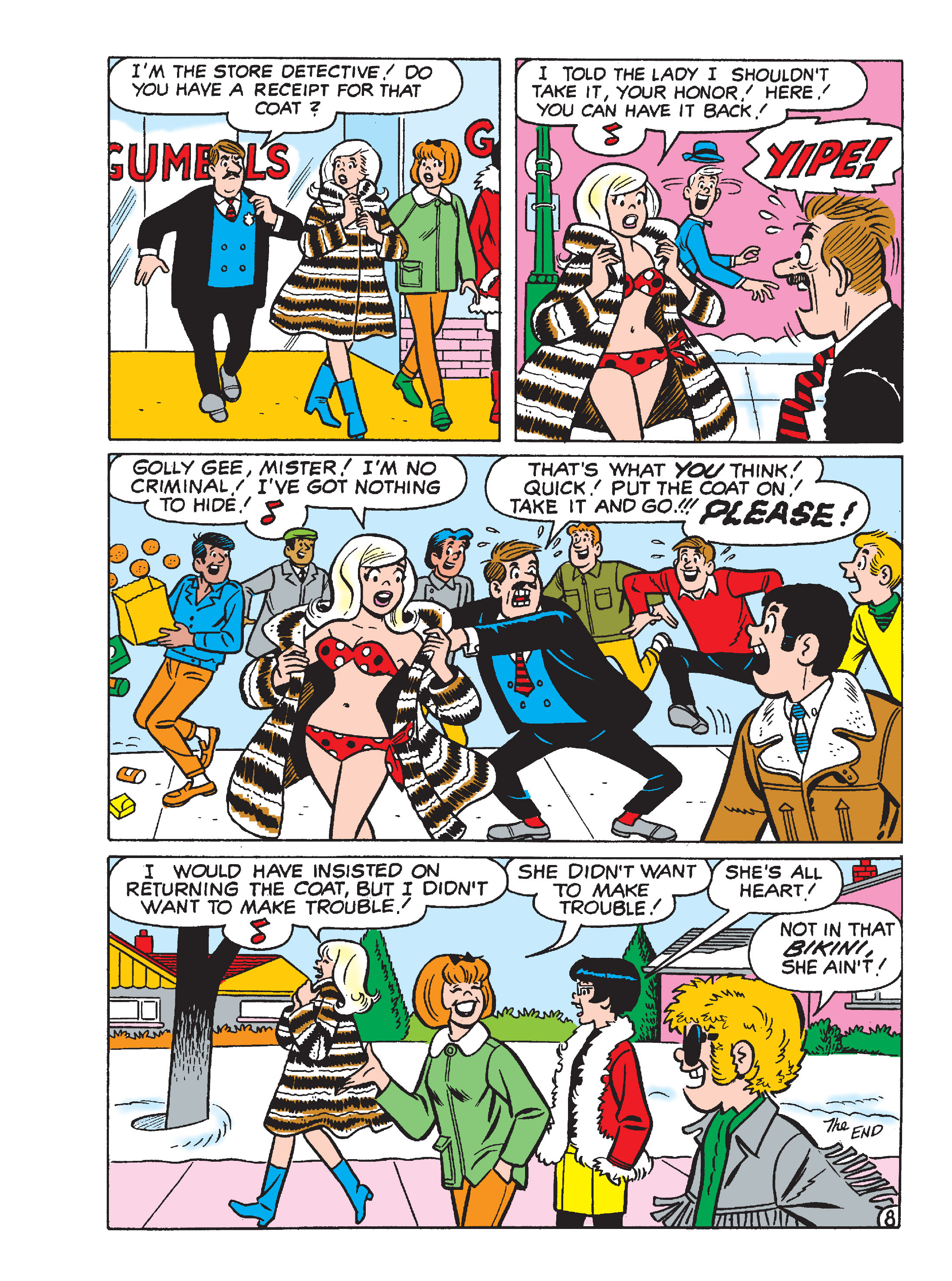 Read online World of Archie Double Digest comic -  Issue #55 - 43