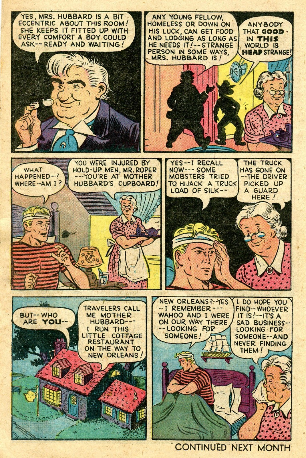 Read online Famous Funnies comic -  Issue #160 - 10