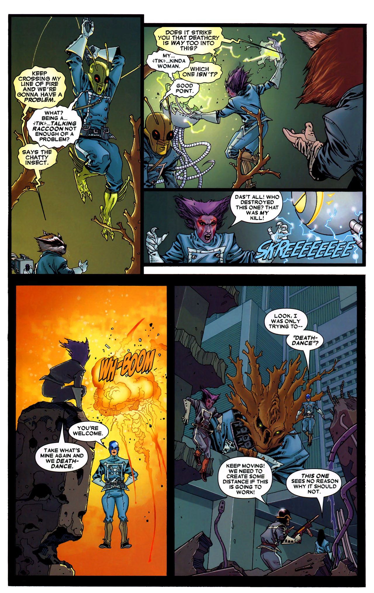 Read online Annihilation: Conquest - Starlord comic -  Issue #2 - 5