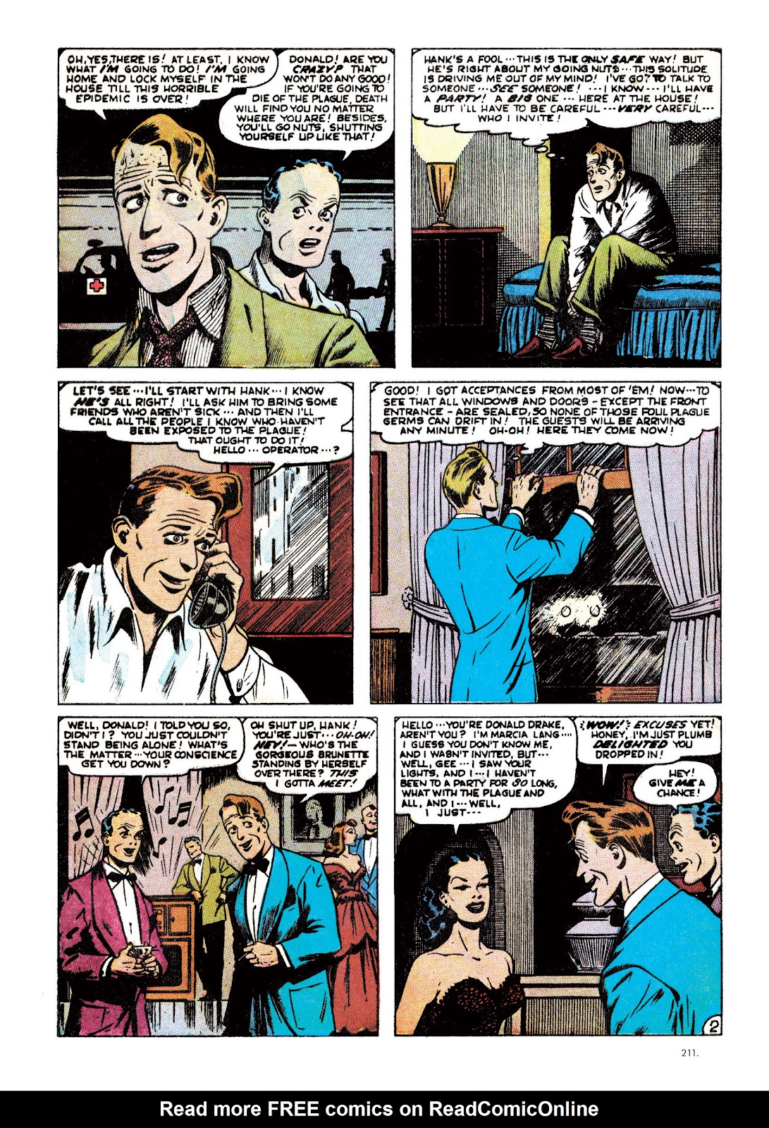 Read online The Bill Everett Archives comic -  Issue # TPB 2 (Part 3) - 9