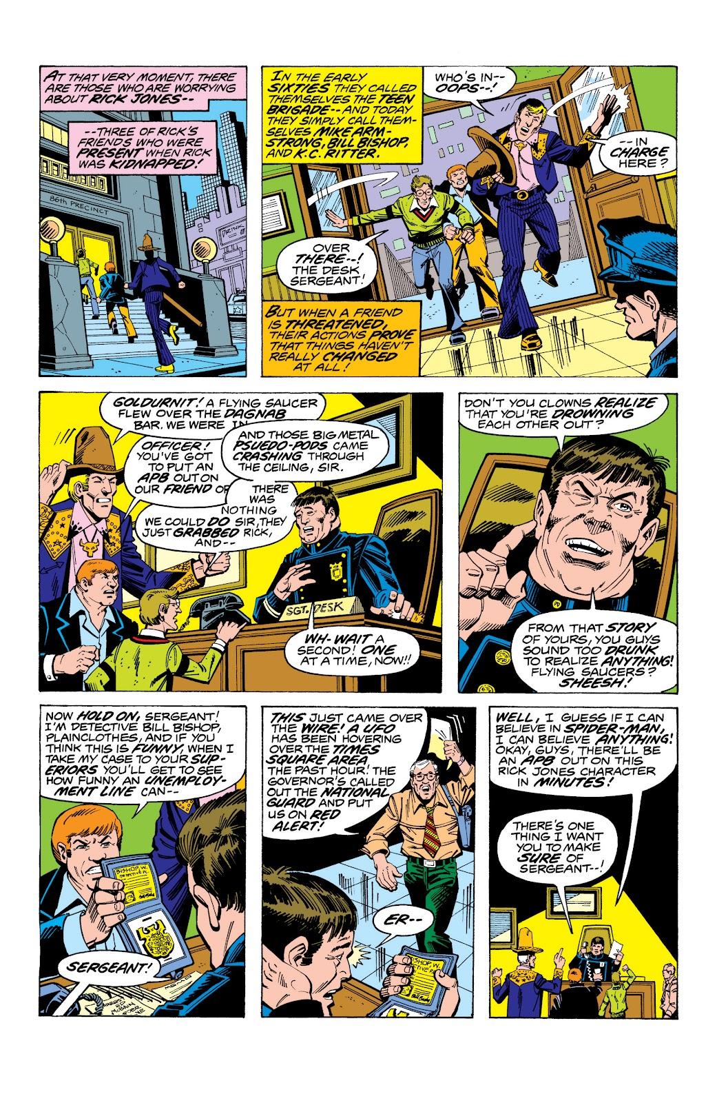 Read online Marvel Masterworks: The Inhumans comic -  Issue # TPB 2 (Part 3) - 14