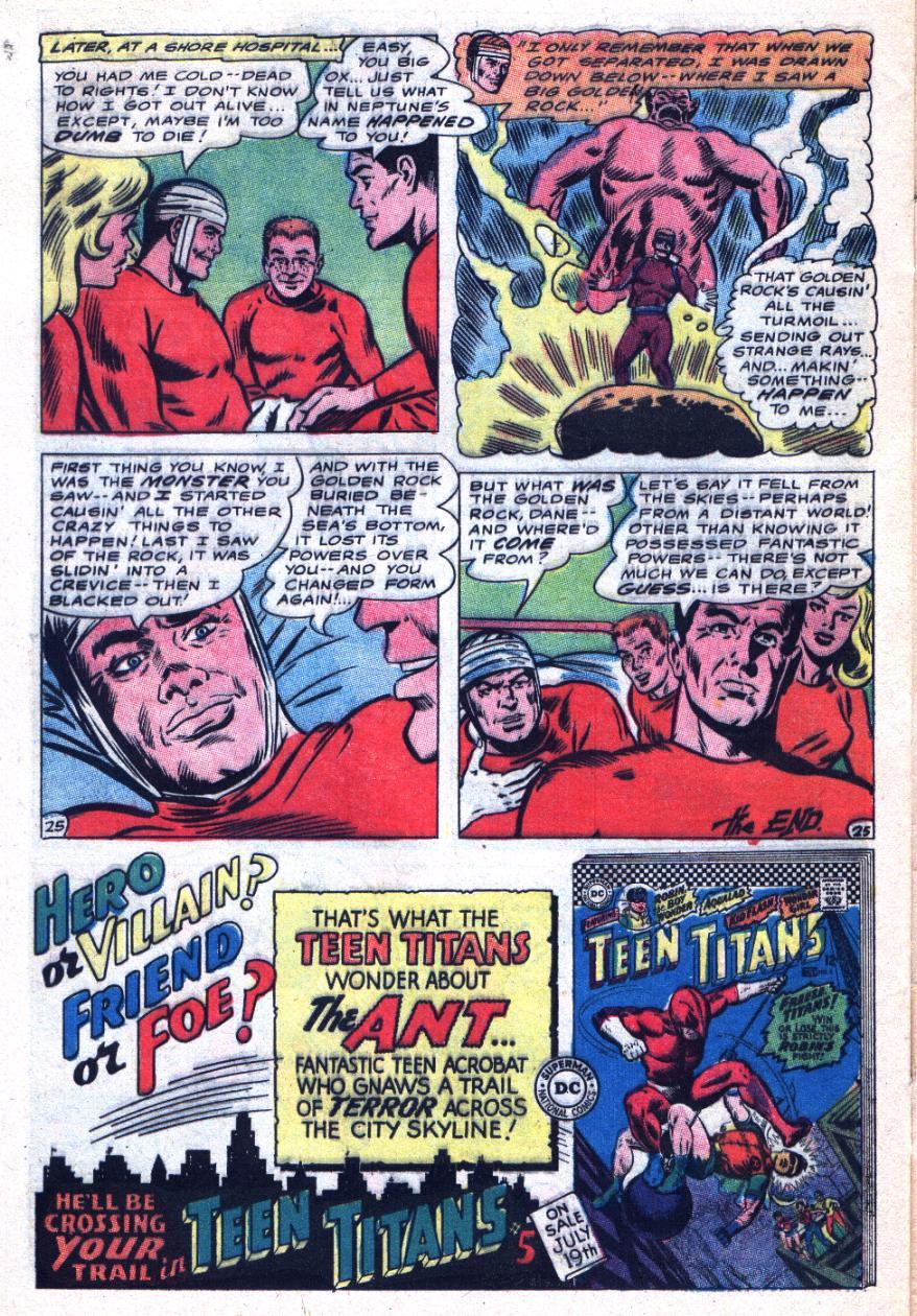 Read online Sea Devils comic -  Issue #31 - 33