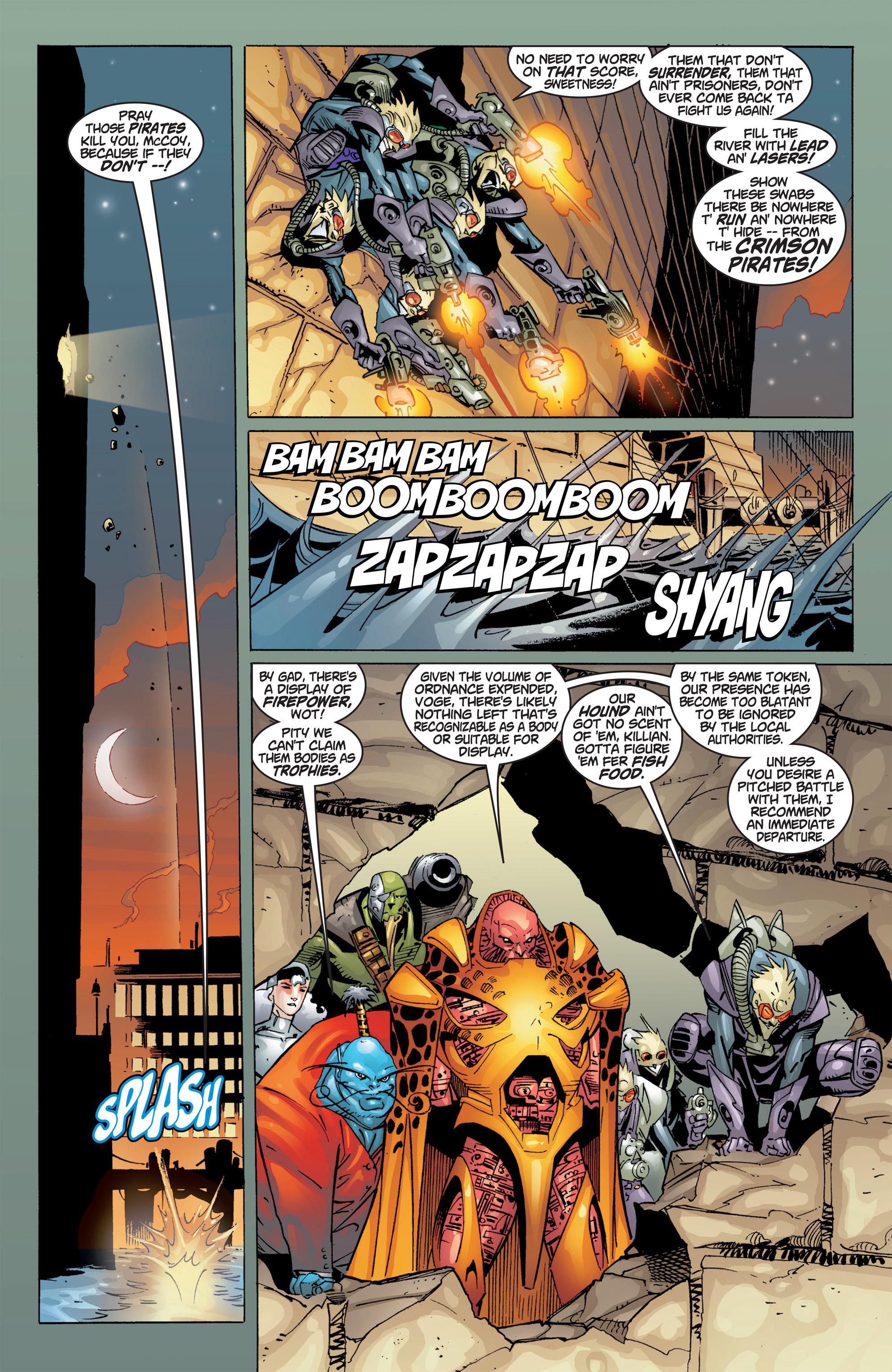 Read online Uncanny X-Men (1963) comic -  Issue #384 - 20