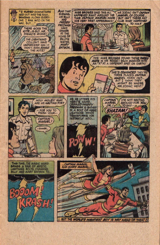 Read online Shazam! (1973) comic -  Issue #20 - 5