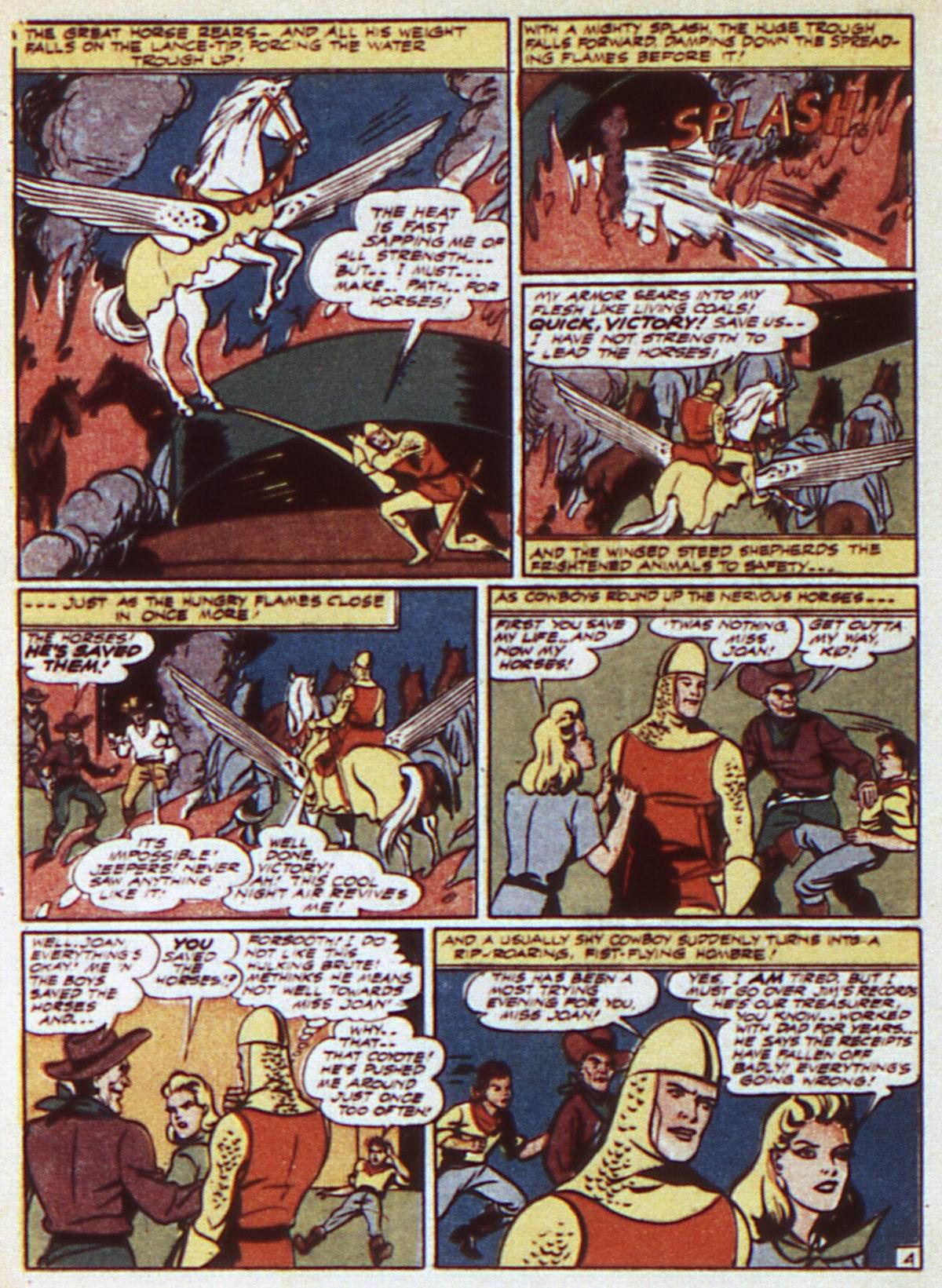 Read online Adventure Comics (1938) comic -  Issue #84 - 30