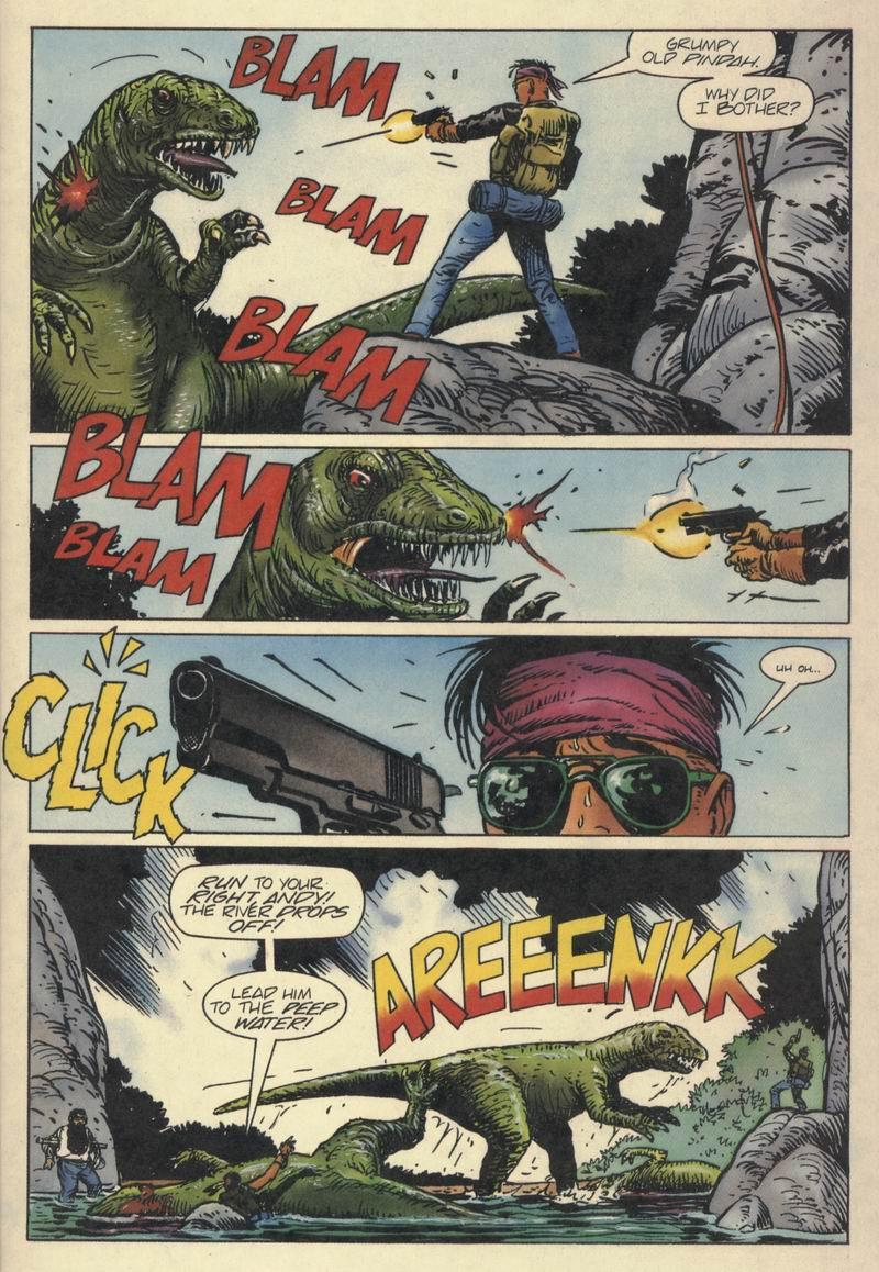 Read online Turok, Dinosaur Hunter (1993) comic -  Issue #8 - 13