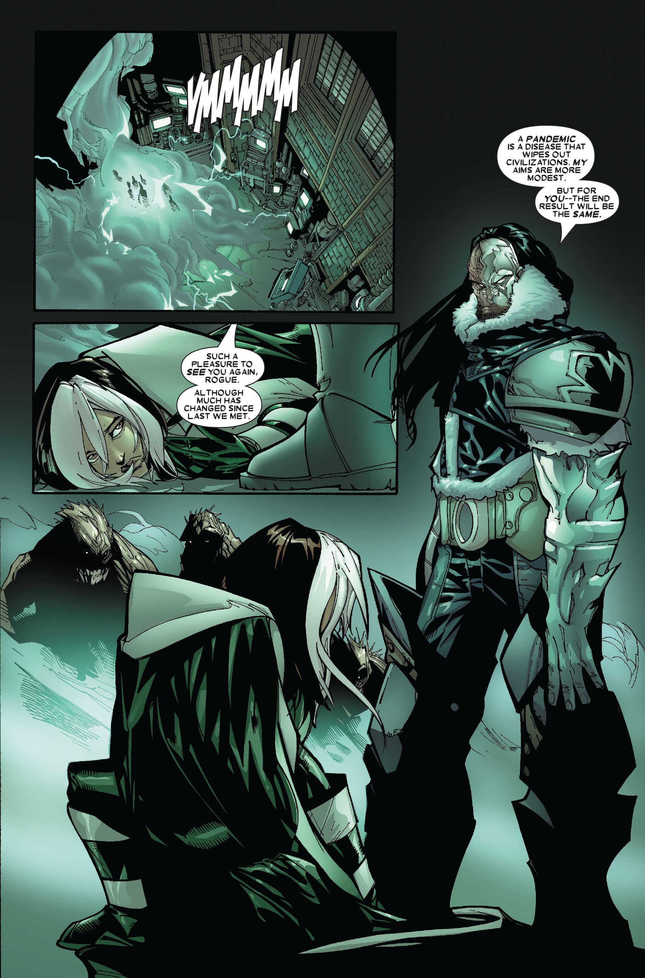 X-Men (1991) 194 Page 22