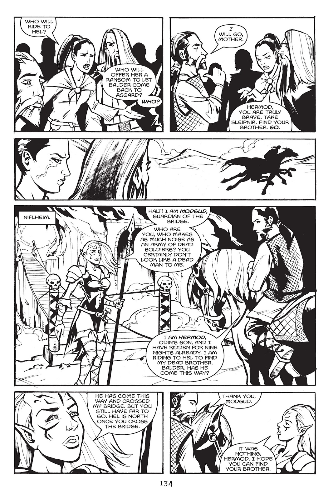 Read online Gods of Asgard comic -  Issue # TPB (Part 2) - 36
