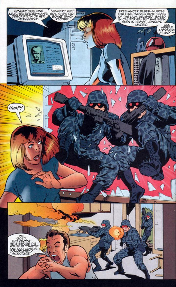 Read online Spider-Man/Gen13 comic -  Issue # Full - 35