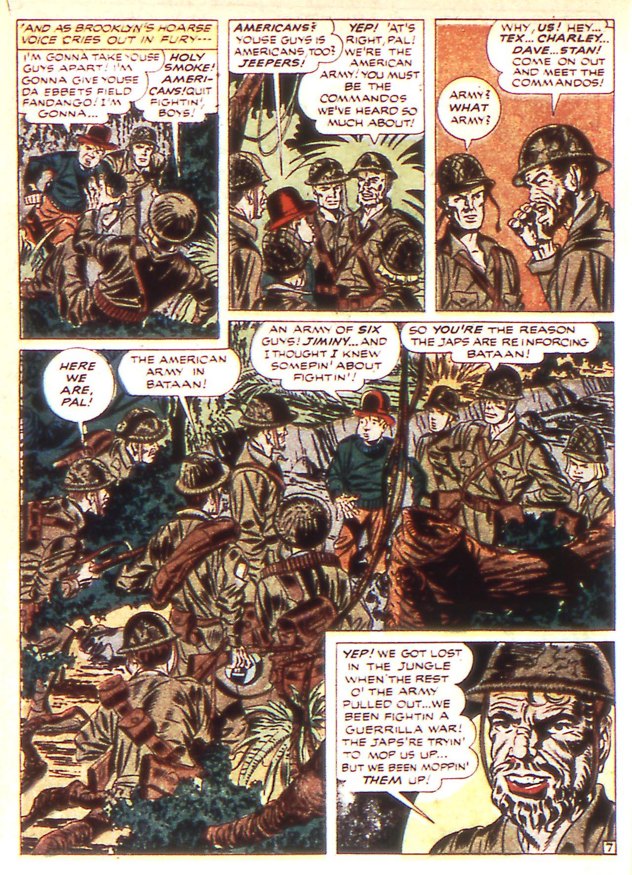Read online Detective Comics (1937) comic -  Issue #81 - 52