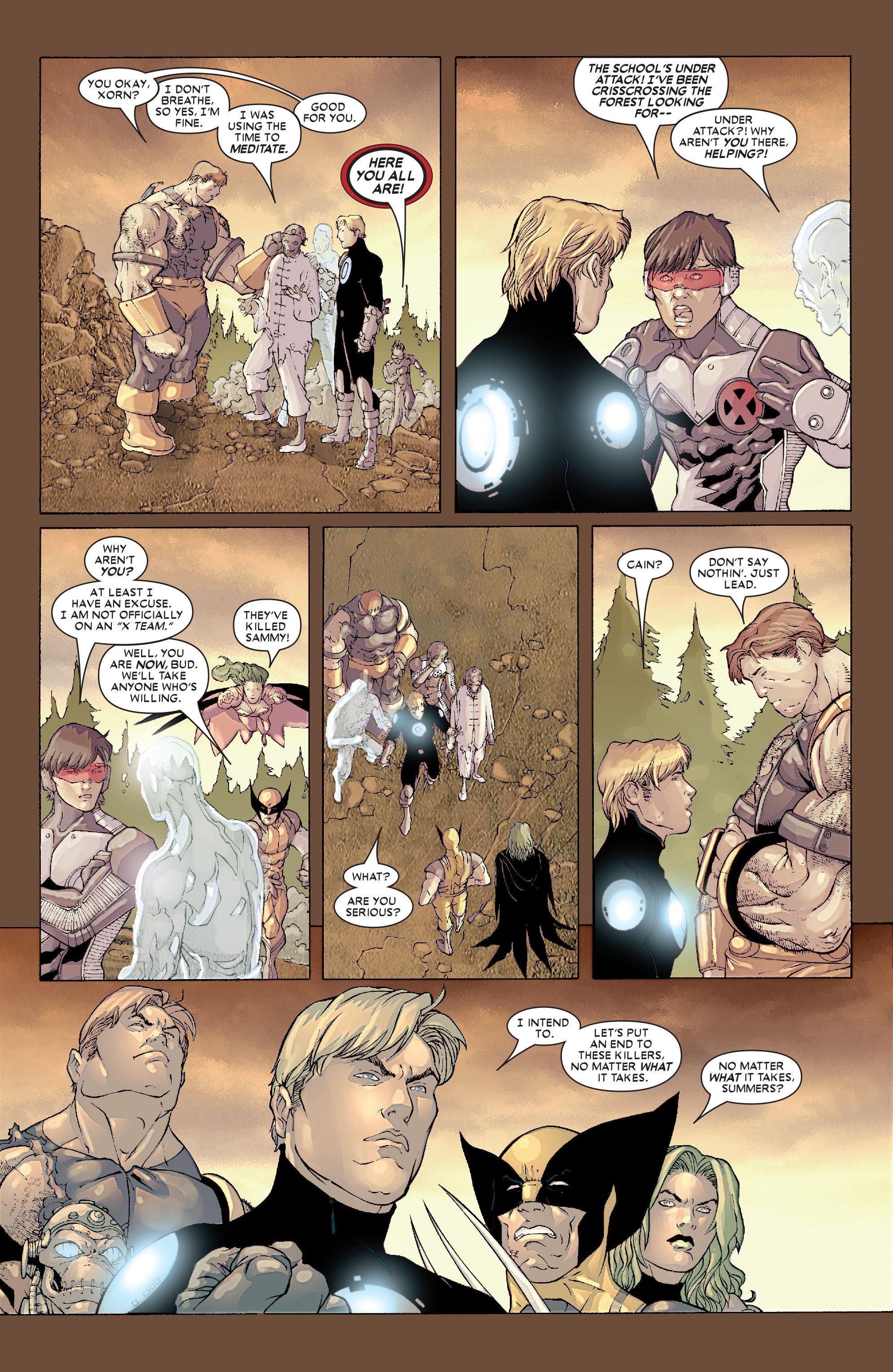 X-Men (1991) 163 Page 21