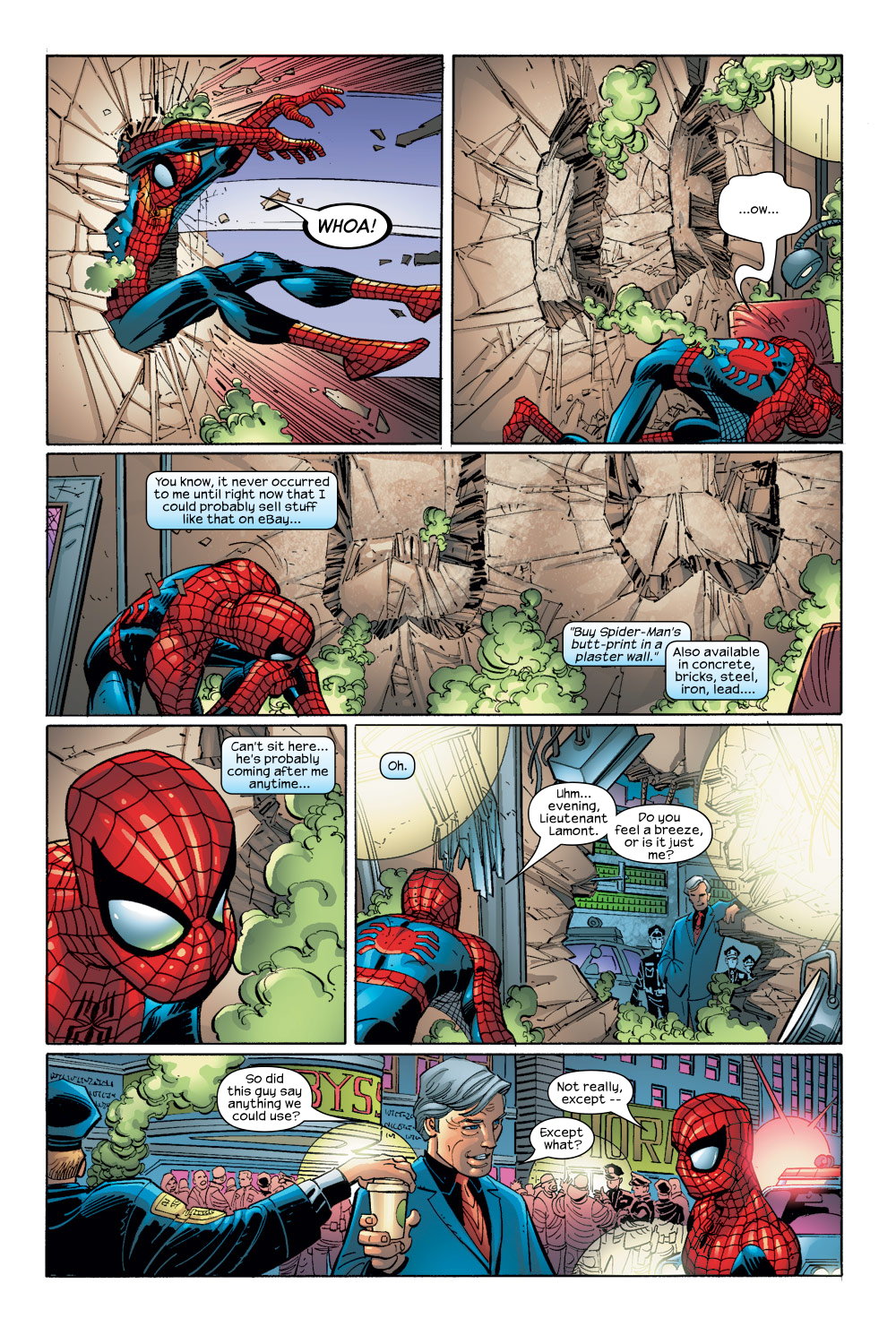The Amazing Spider-Man (1999) 52 Page 6