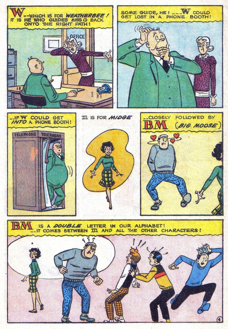 Read online Archie (1960) comic -  Issue #139 - 6
