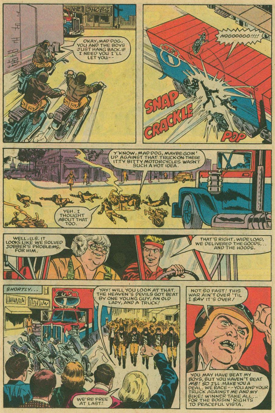 Read online U.S. 1 comic -  Issue #6 - 19