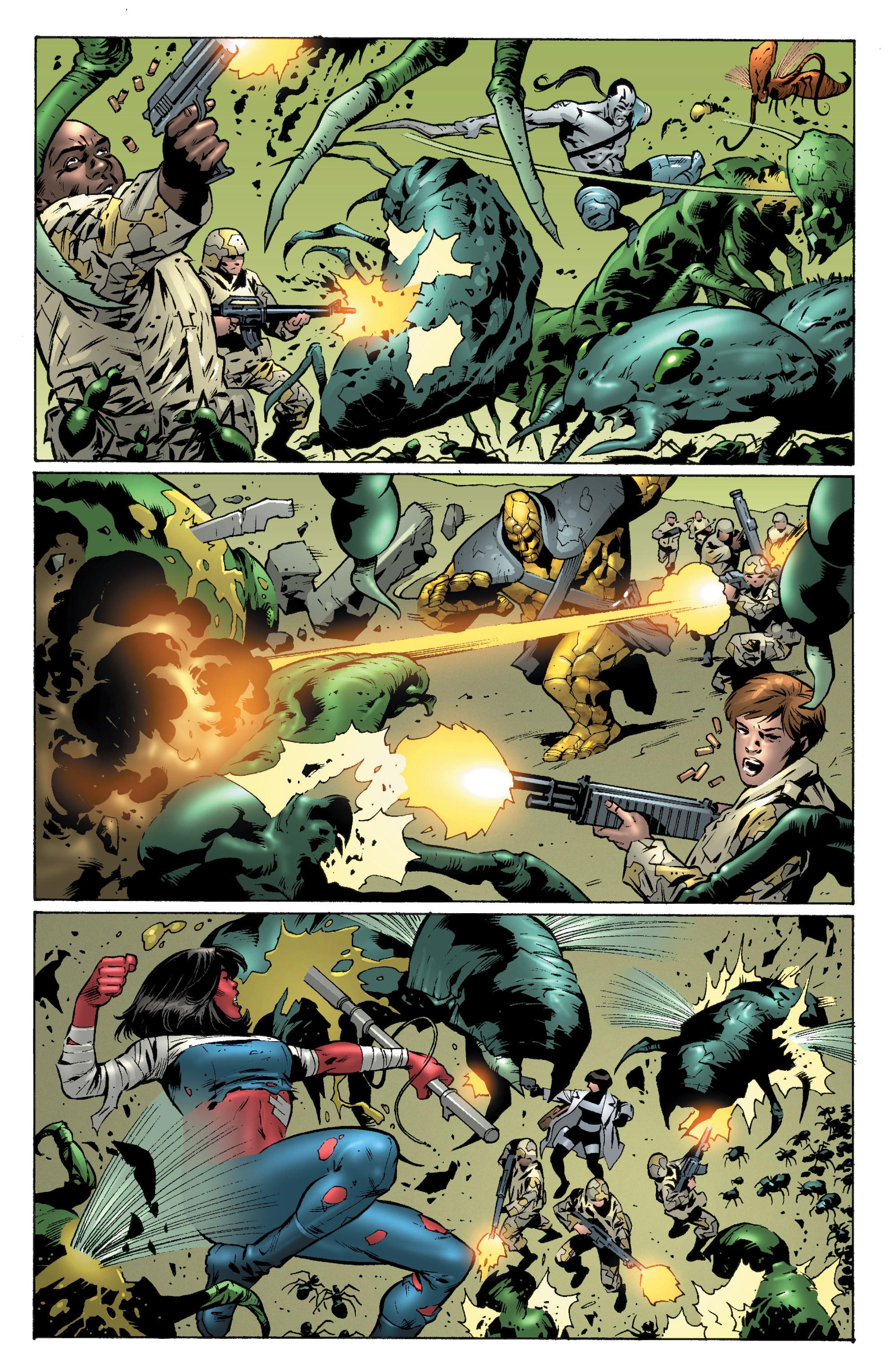 Read online World War Hulk Aftersmash: Warbound, Vol. 1 comic -  Issue #2 - 10