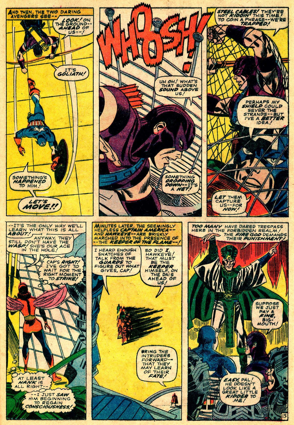 The Avengers (1963) 31 Page 20