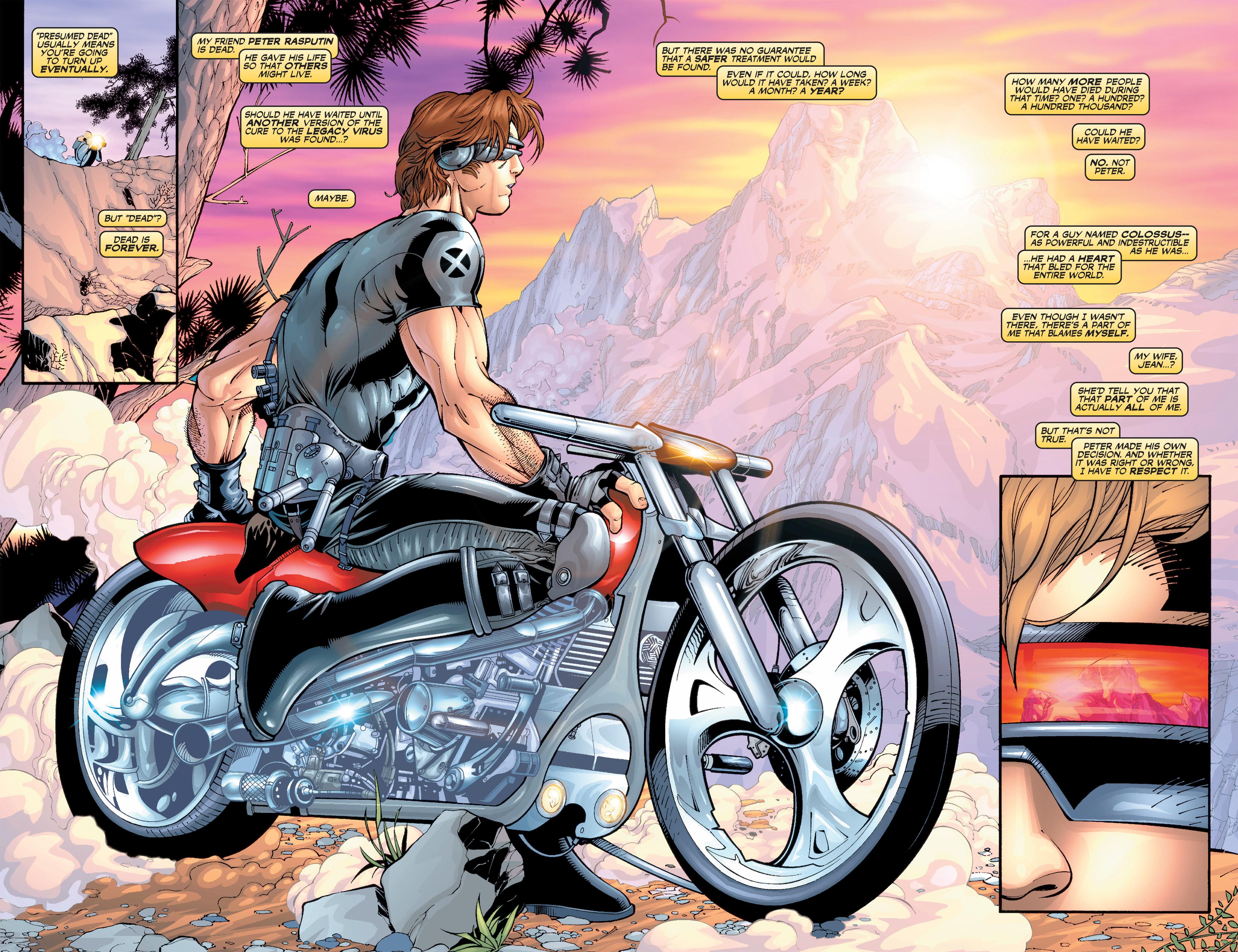 Read online Uncanny X-Men (1963) comic -  Issue #391 - 3