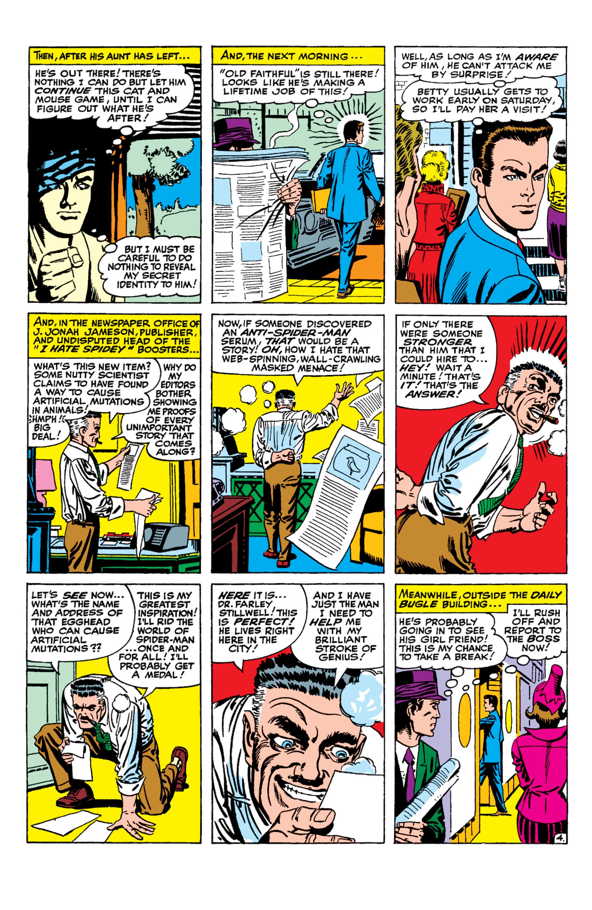 The Amazing Spider-Man (1963) 20 Page 4