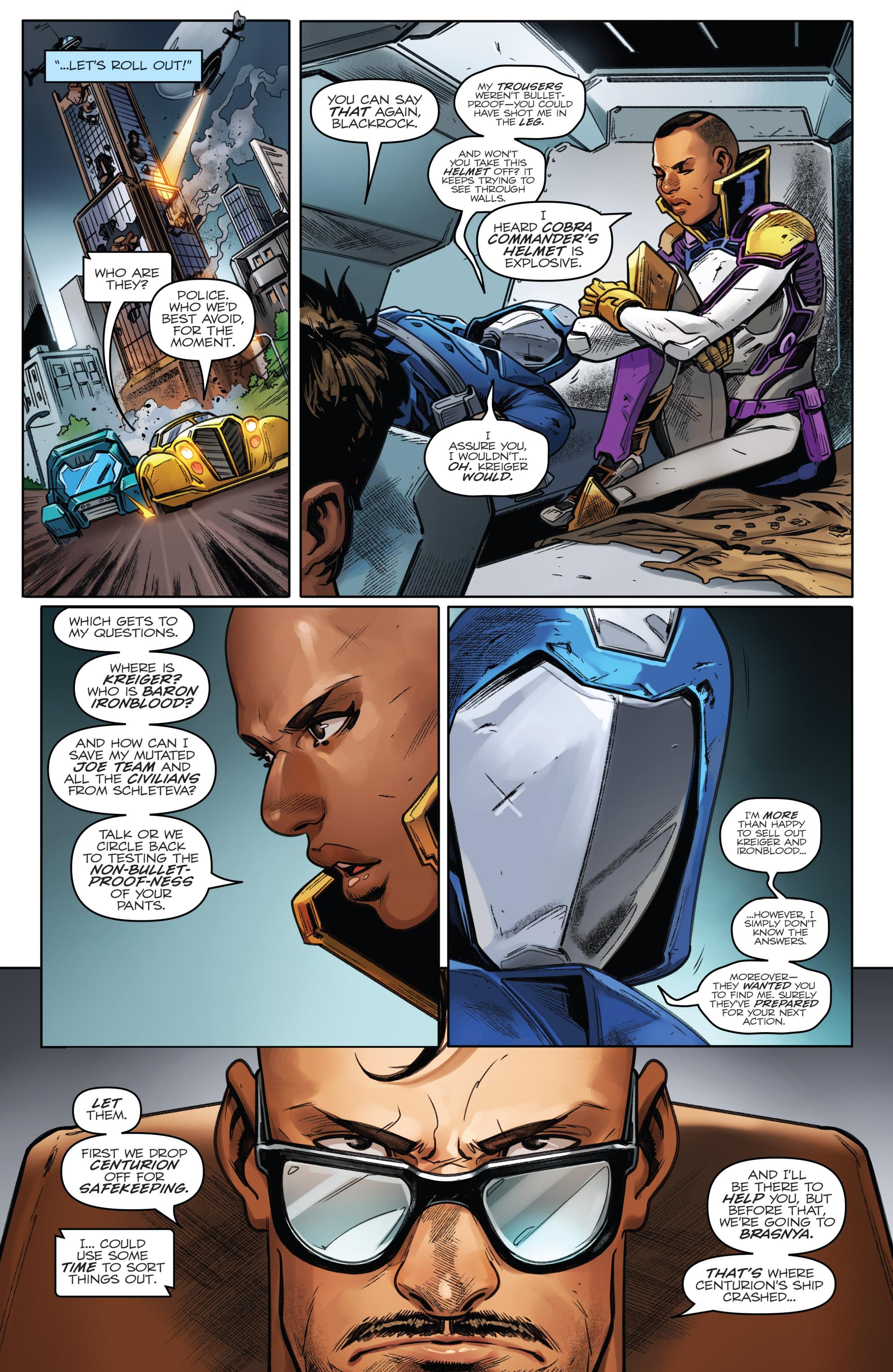 Read online Revolutionaries comic -  Issue #5 - 23
