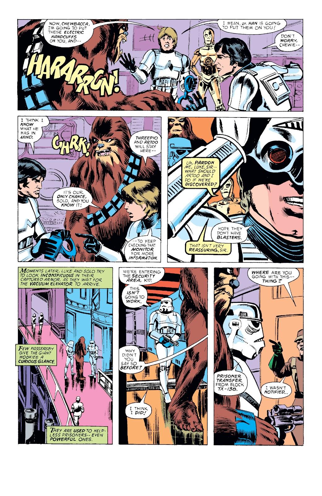 Star Wars (1977) Issue #3 #6 - English 14
