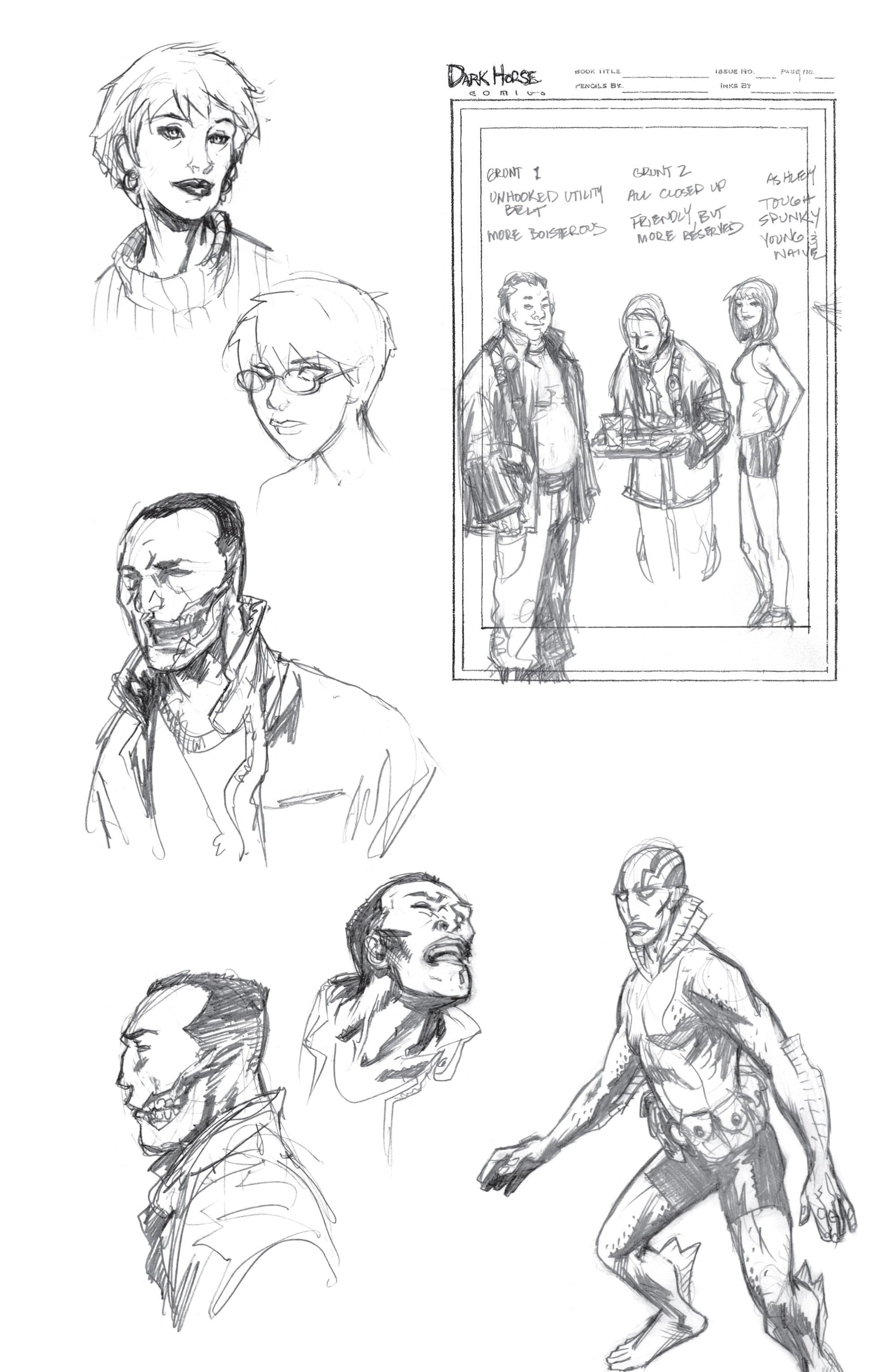 Read online B.P.R.D. (2003) comic -  Issue # TPB 12 - 135