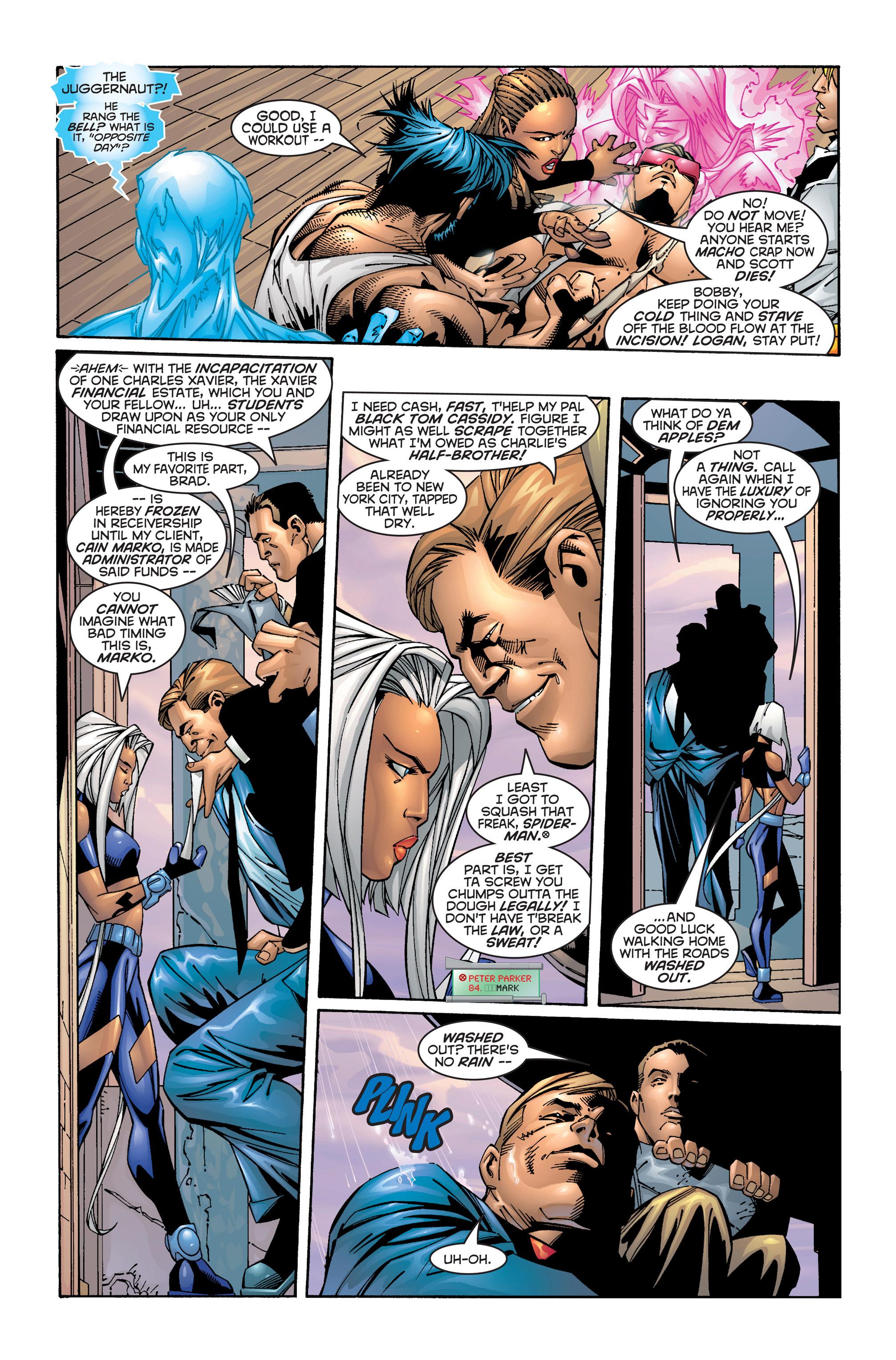X-Men (1991) 70 Page 20