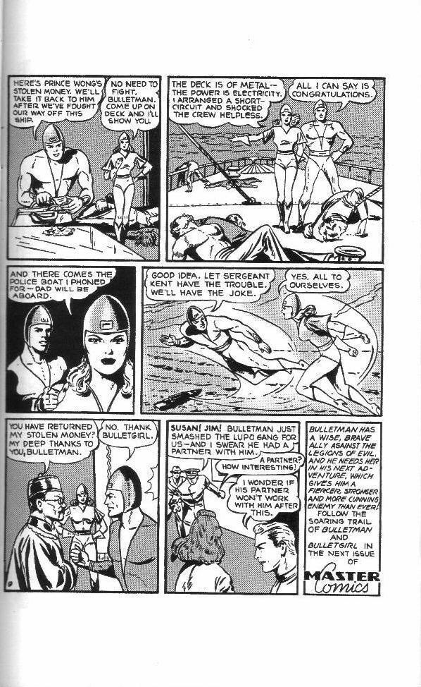 Read online Men of Mystery Comics comic -  Issue #47 - 33