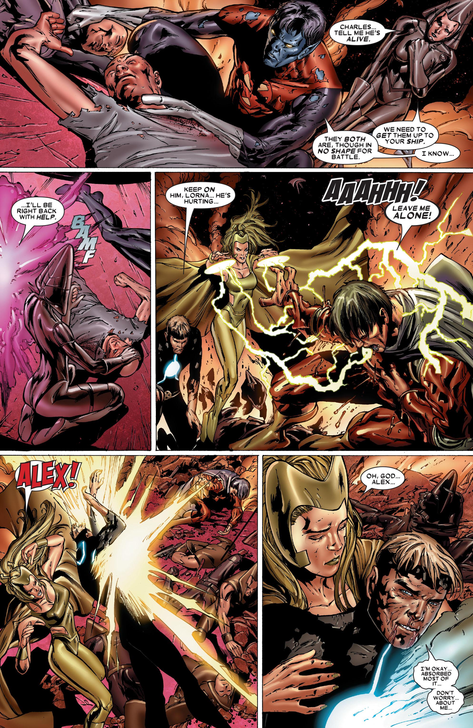Read online Uncanny X-Men (1963) comic -  Issue #486 - 13