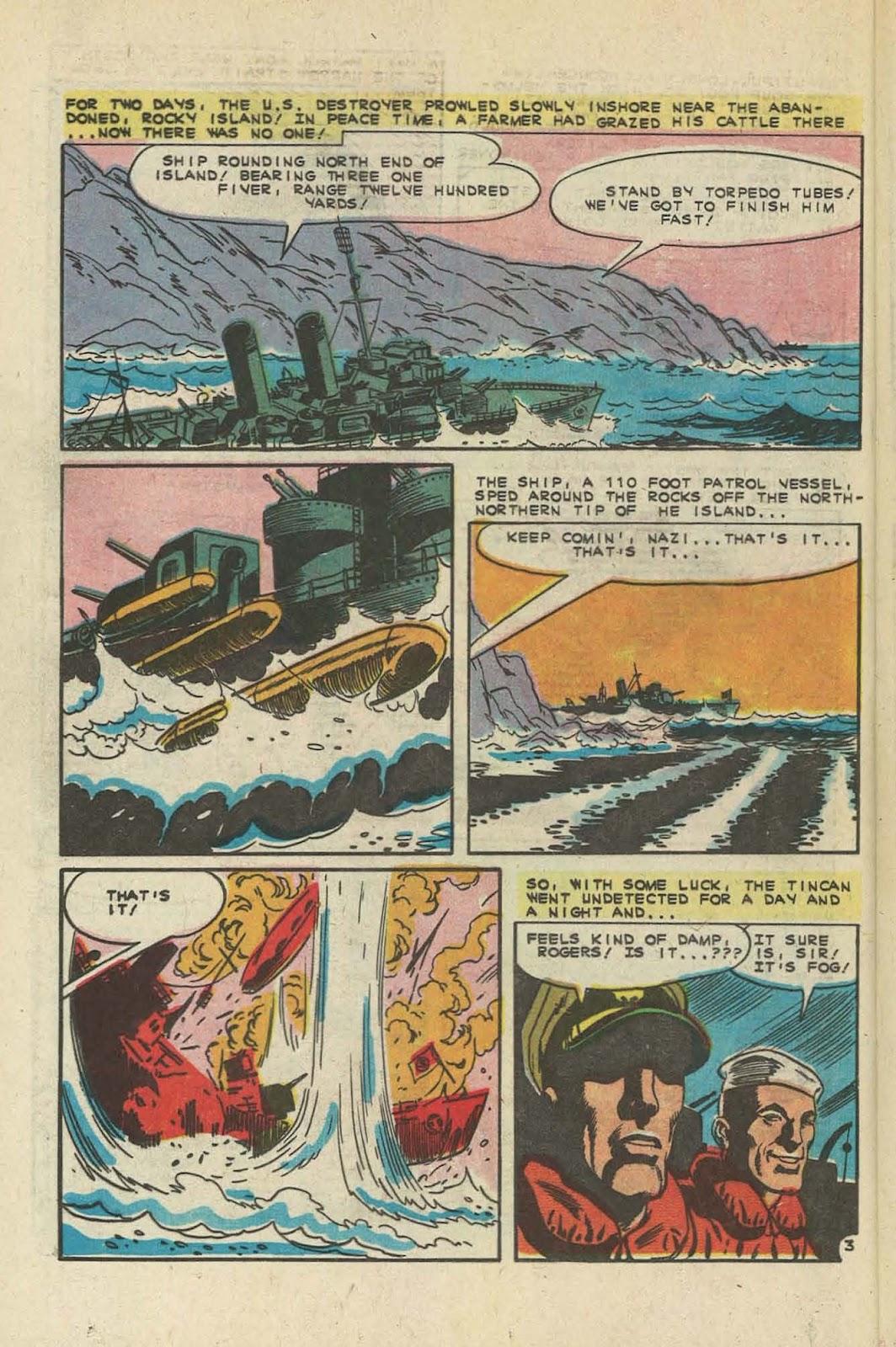 Read online Fightin' Navy comic -  Issue #129 - 26