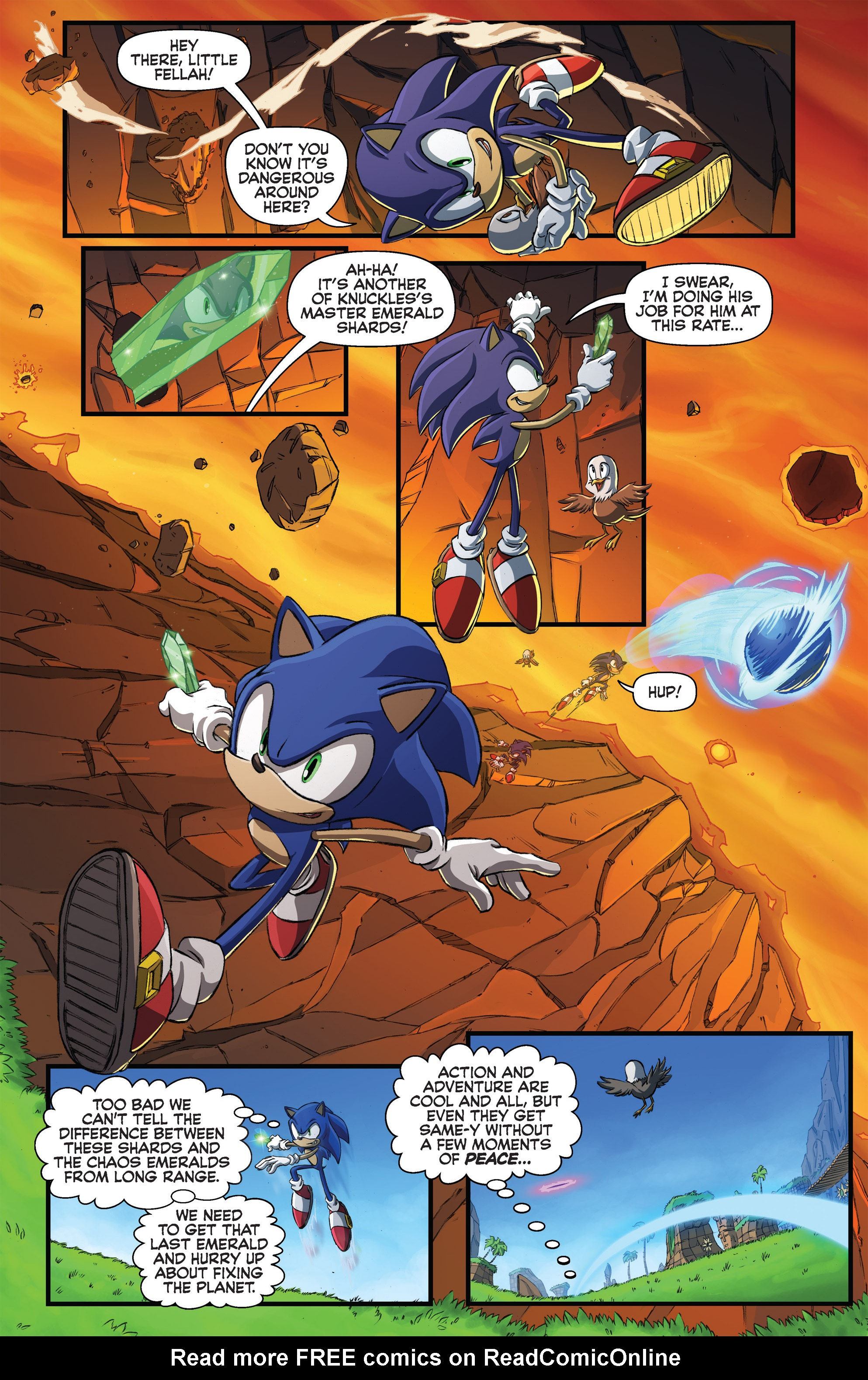 Read online Sonic Universe comic -  Issue #76 - 7