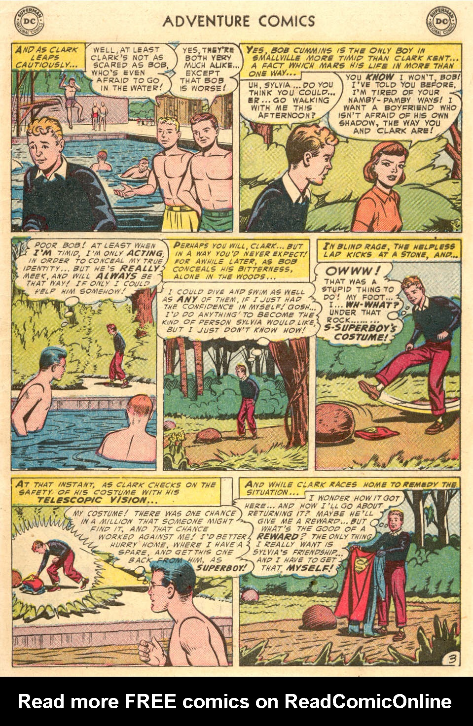 Read online Adventure Comics (1938) comic -  Issue #193 - 5