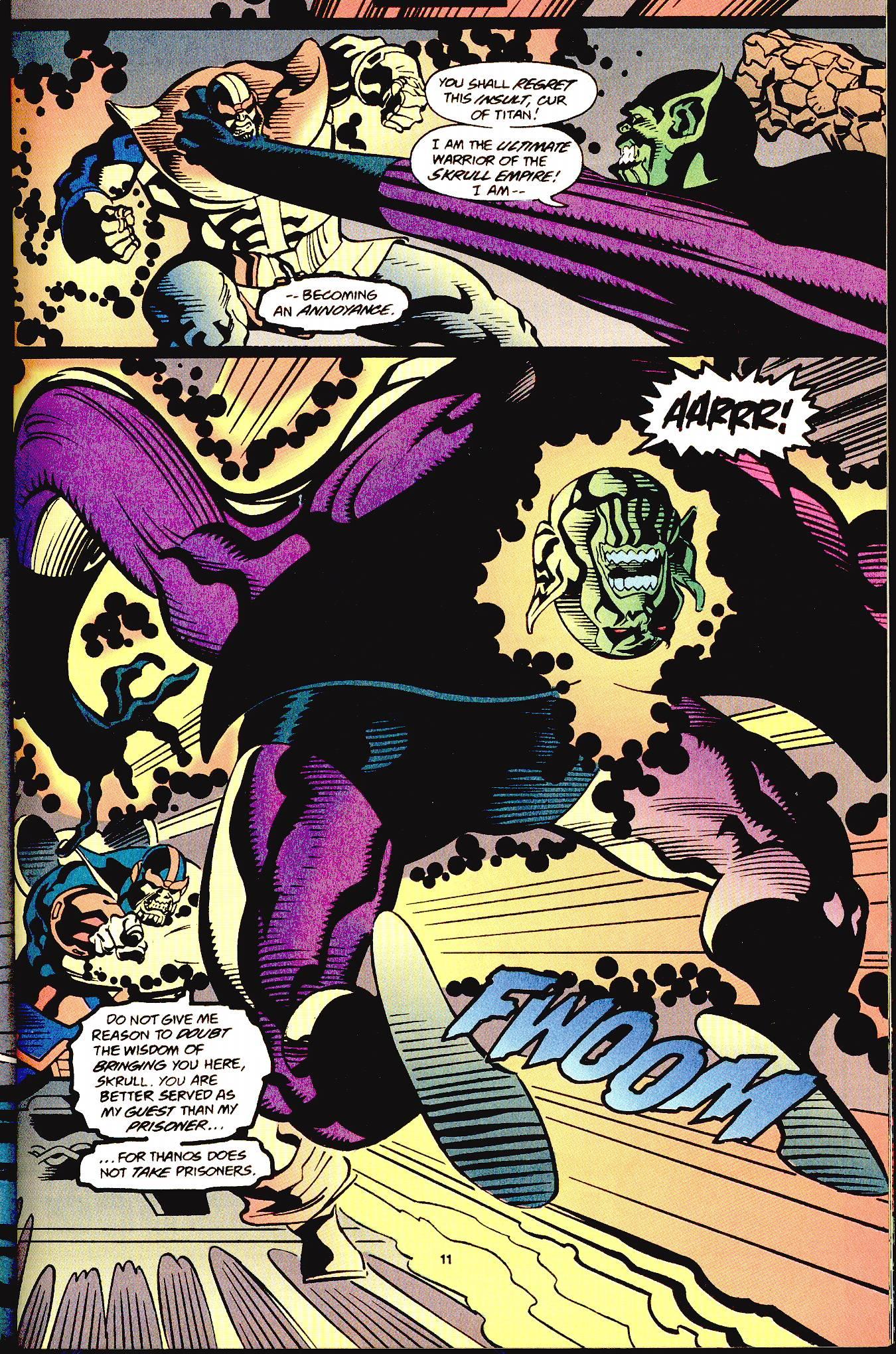 Read online Secret Defenders comic -  Issue #12 - 7