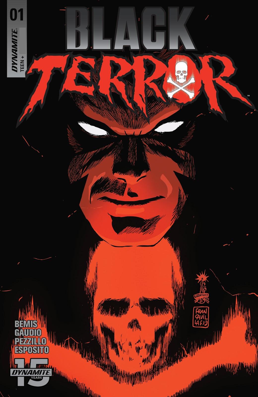 Read online Black Terror (2019) comic -  Issue # Full - 1