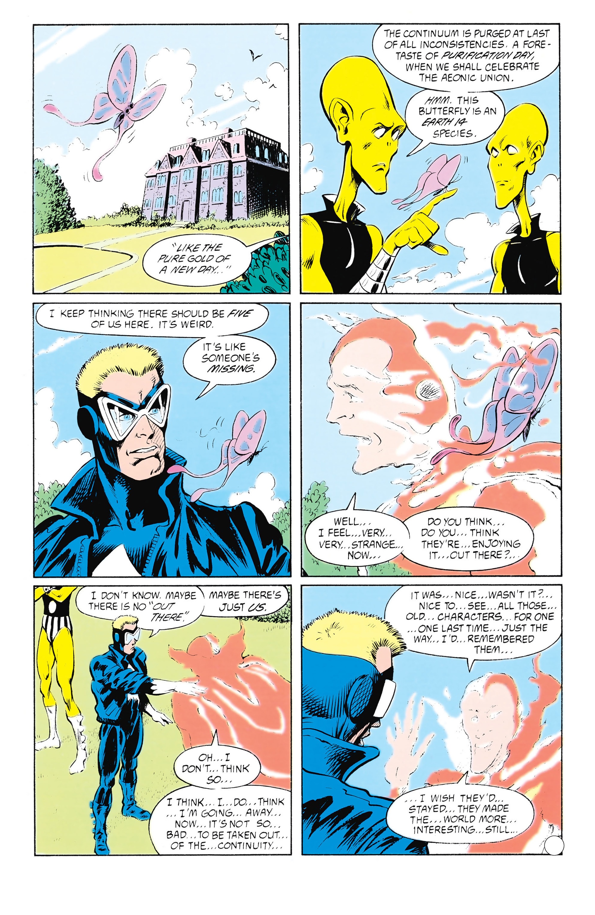 Read online Animal Man (1988) comic -  Issue #24 - 20